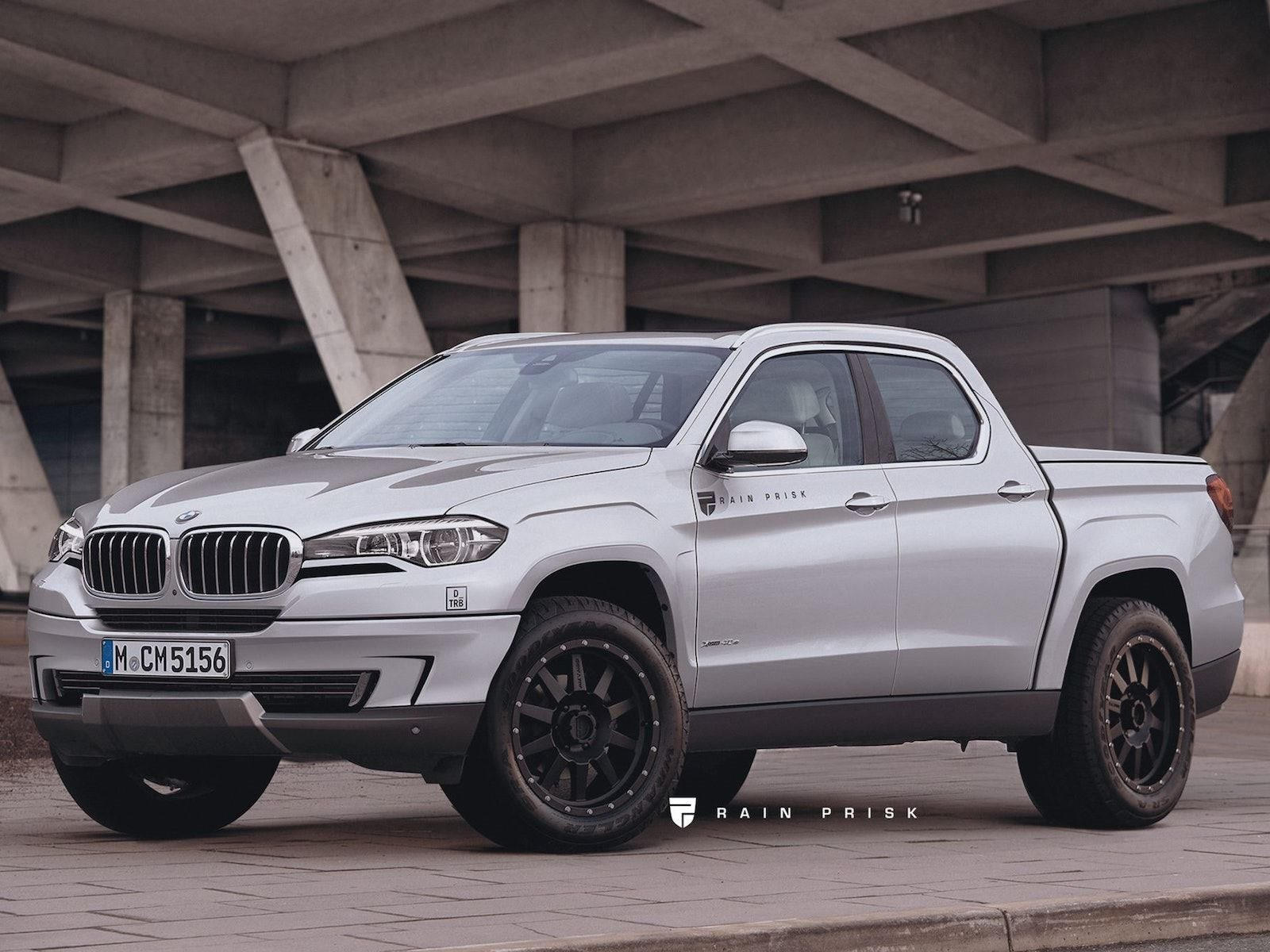 Bmw Completely Rules Out Building A Pickup Truck Carbuzz