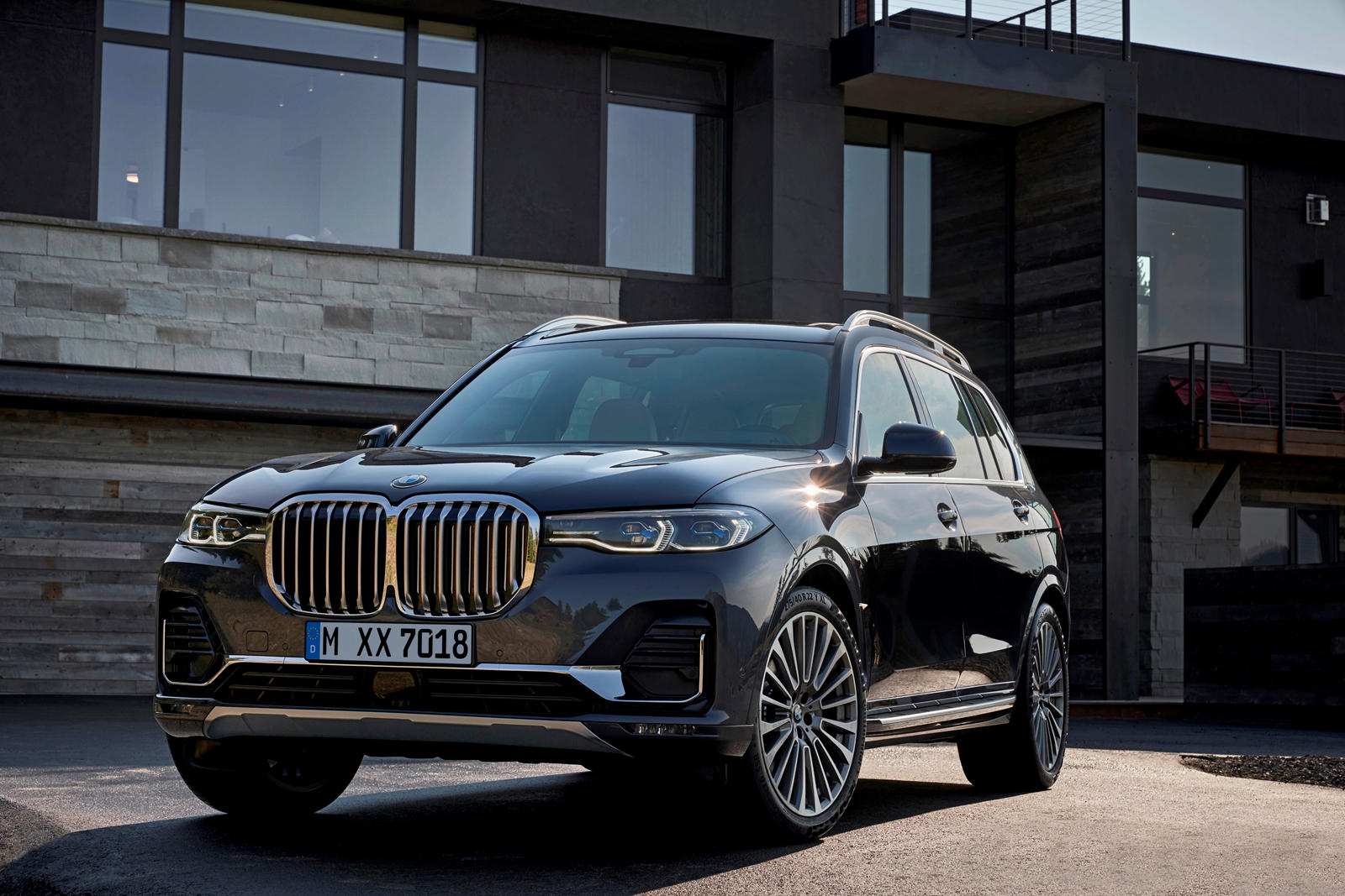 2020 BMW X7 Suv Series New Model and Performance