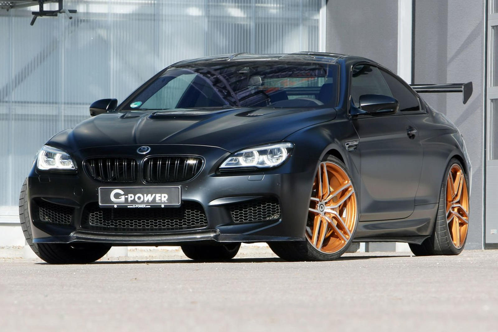 Bmw M6 Coupe Turned Into 800 Hp Supercar Carbuzz