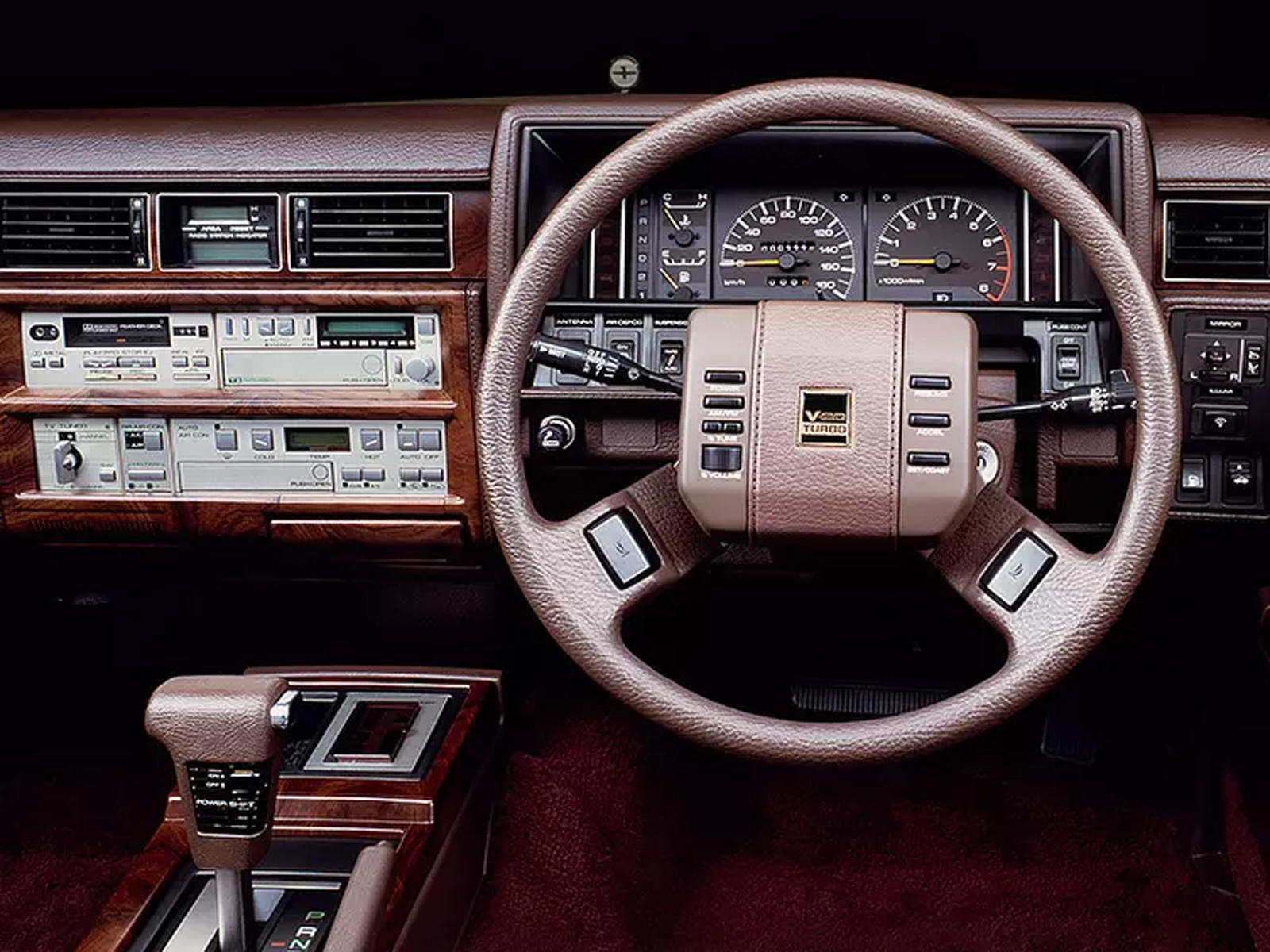 Best car interiors from the 1980s carbuzz