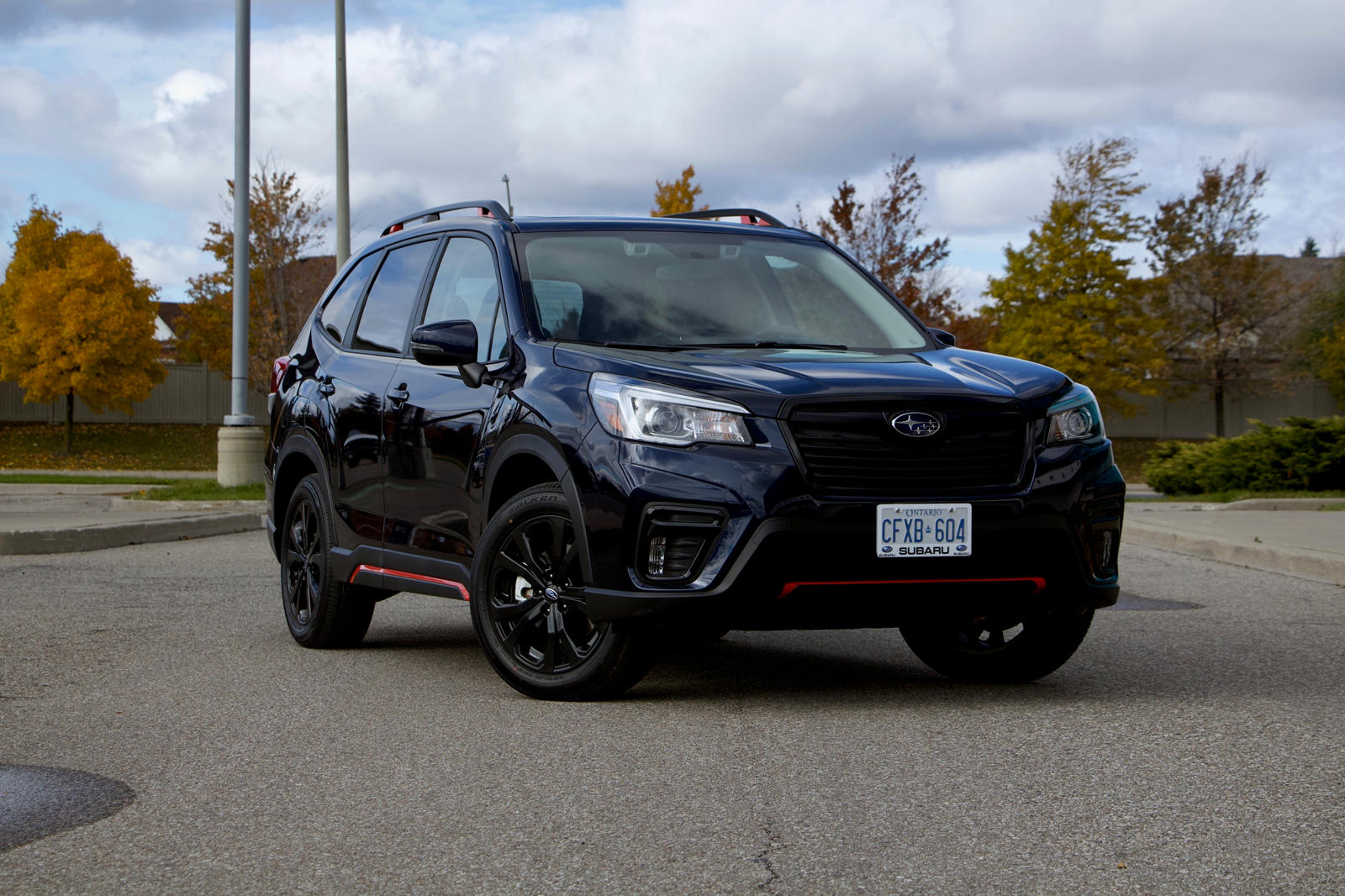 2019 Subaru Forester Test Drive Review: The Same But ...
