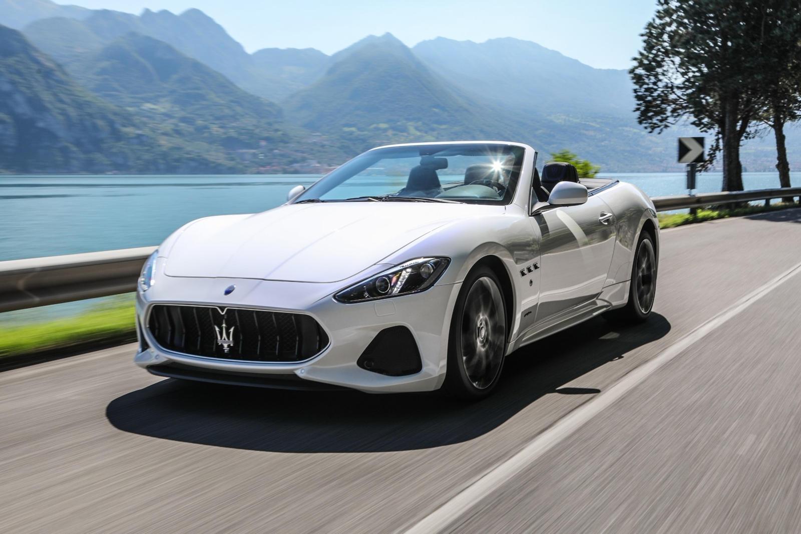 2019 Maserati GranTurismo Convertible: Review, Trims ...