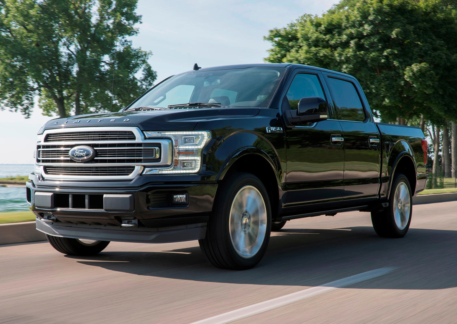 2019 Ford F-150 Limited Is Faster Than The Raptor? | CarBuzz