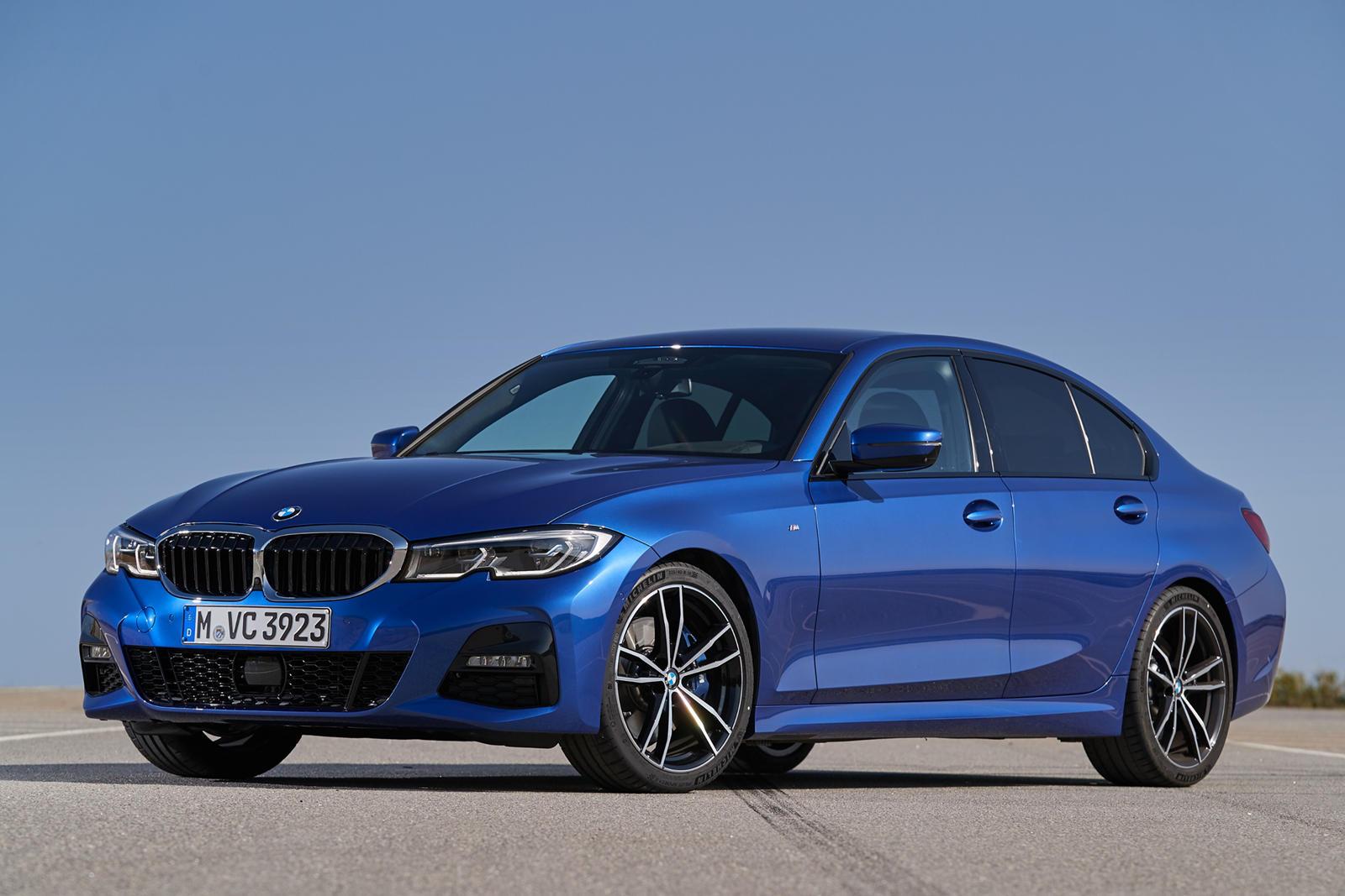 2020 BMW 3 Series Exterior and Interior