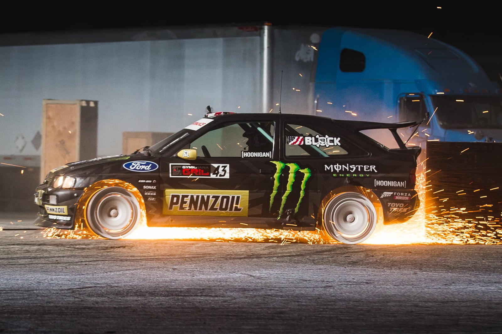 Gymkhana Ten Is One Of The Most Epic Car Films Ever Made Carbuzz