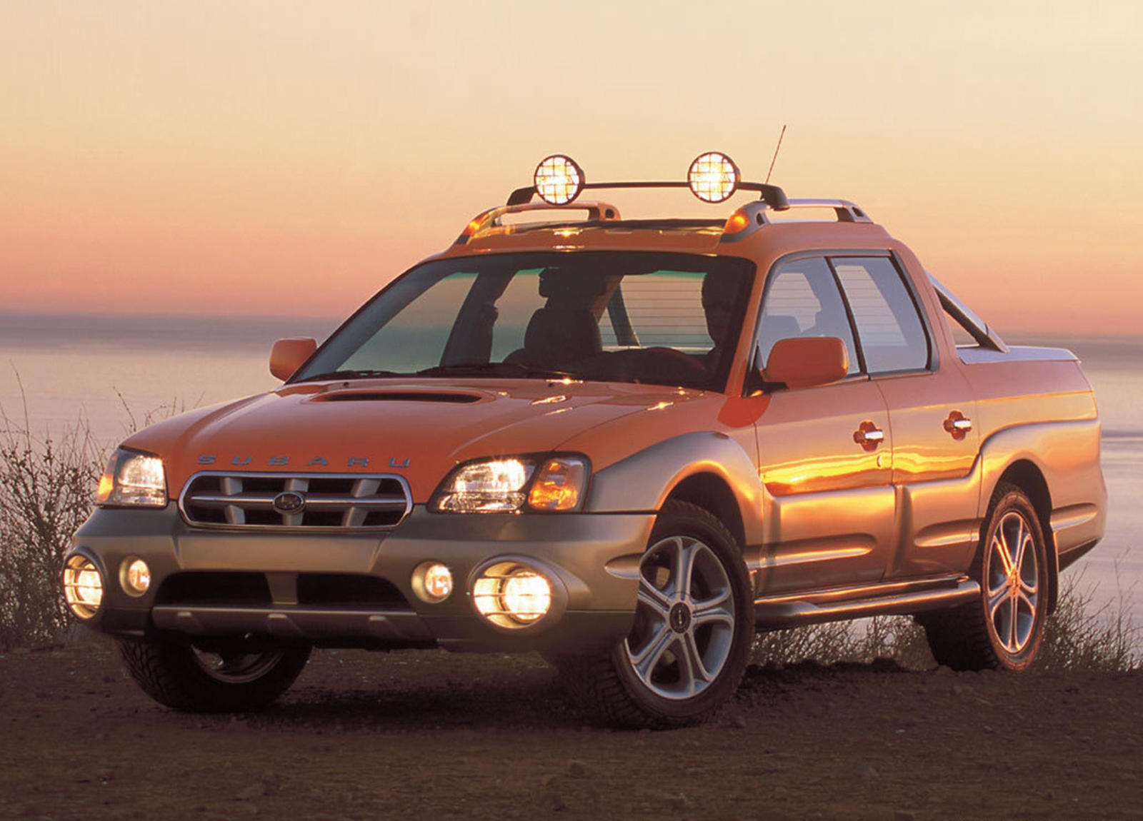 The Subaru Baja Is The Turbocharged Mini-Truck In A League Of Its Own |  CarBuzz