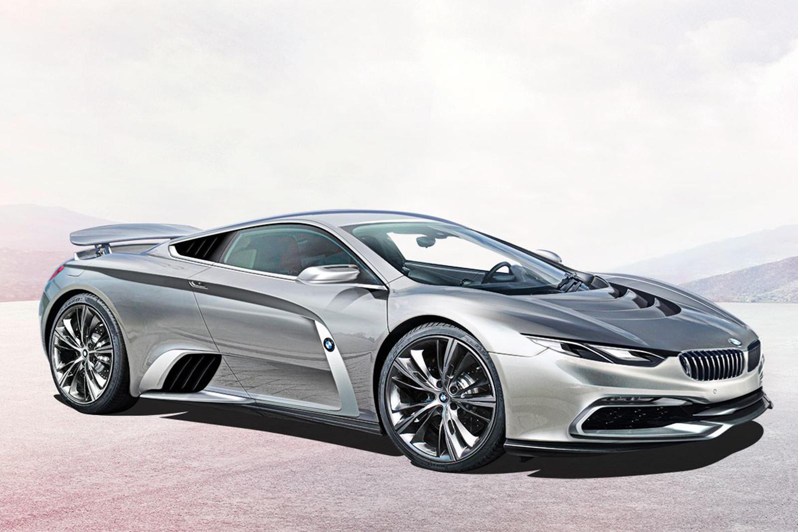 new bmw supercar will rival ferrari and mclaren