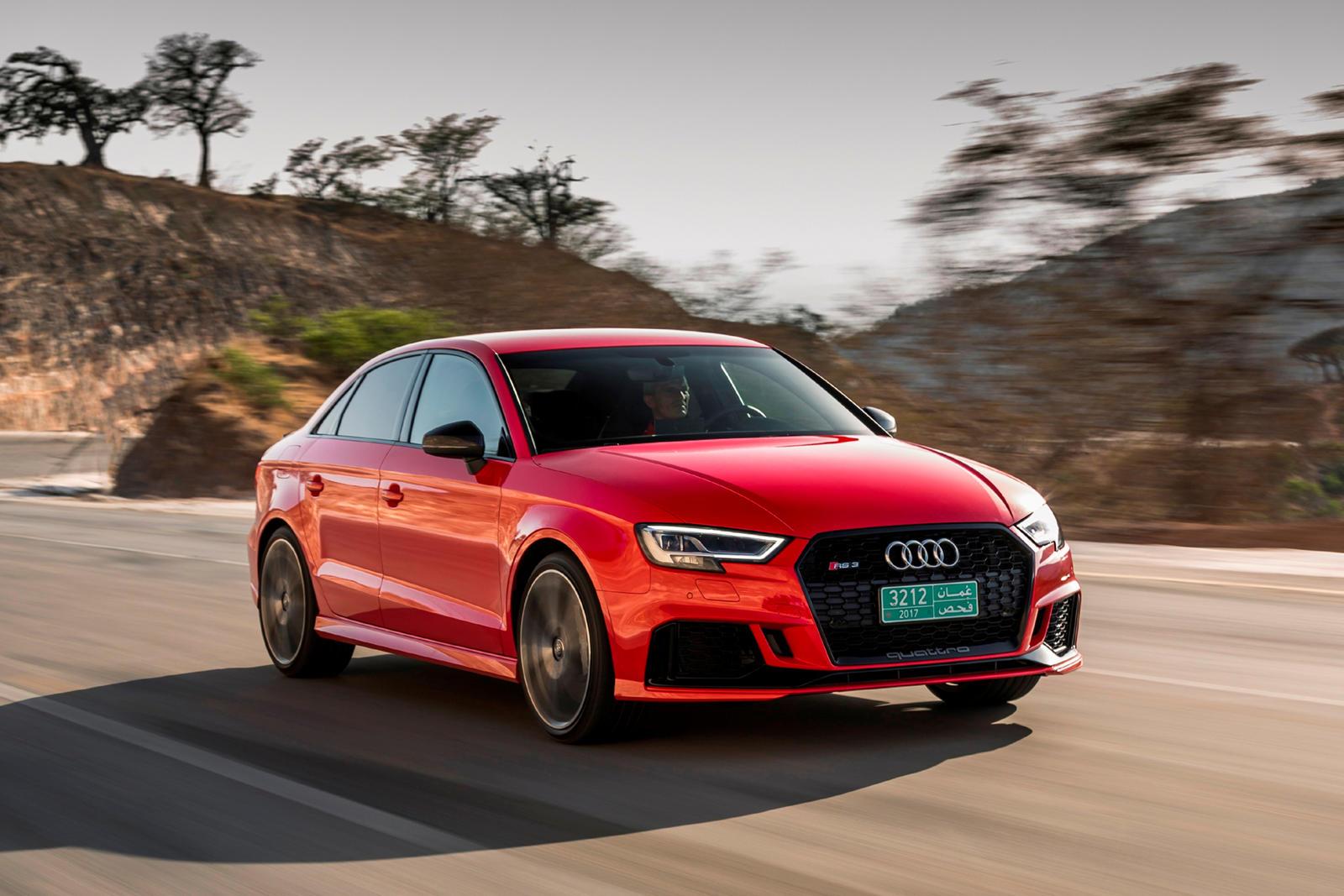 Audi S4 0 60 >> Watch The Audi Rs3 Destroy 0 60 Mph Estimates Carbuzz