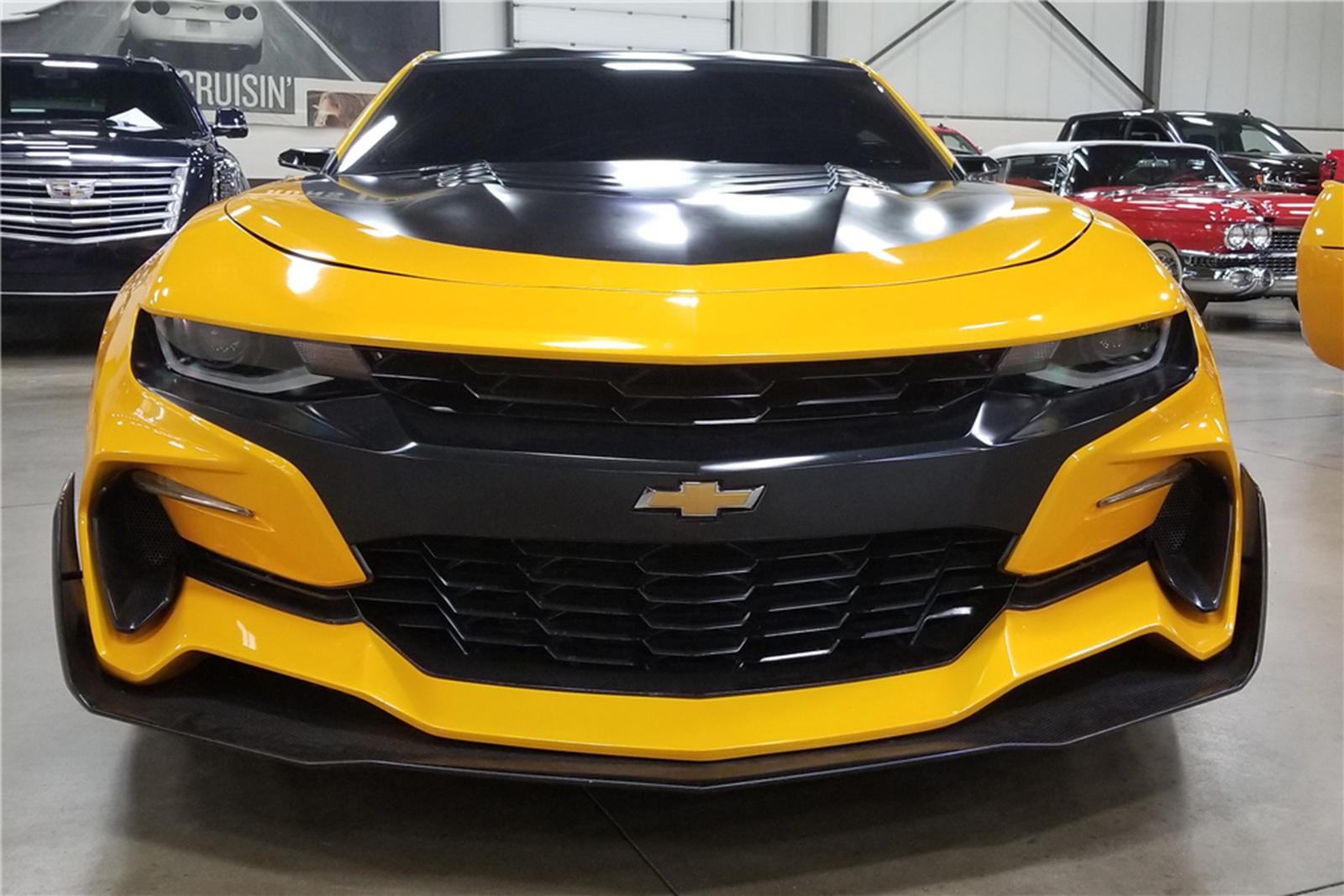 Kekurangan Chevrolet Camaro Transformers Review