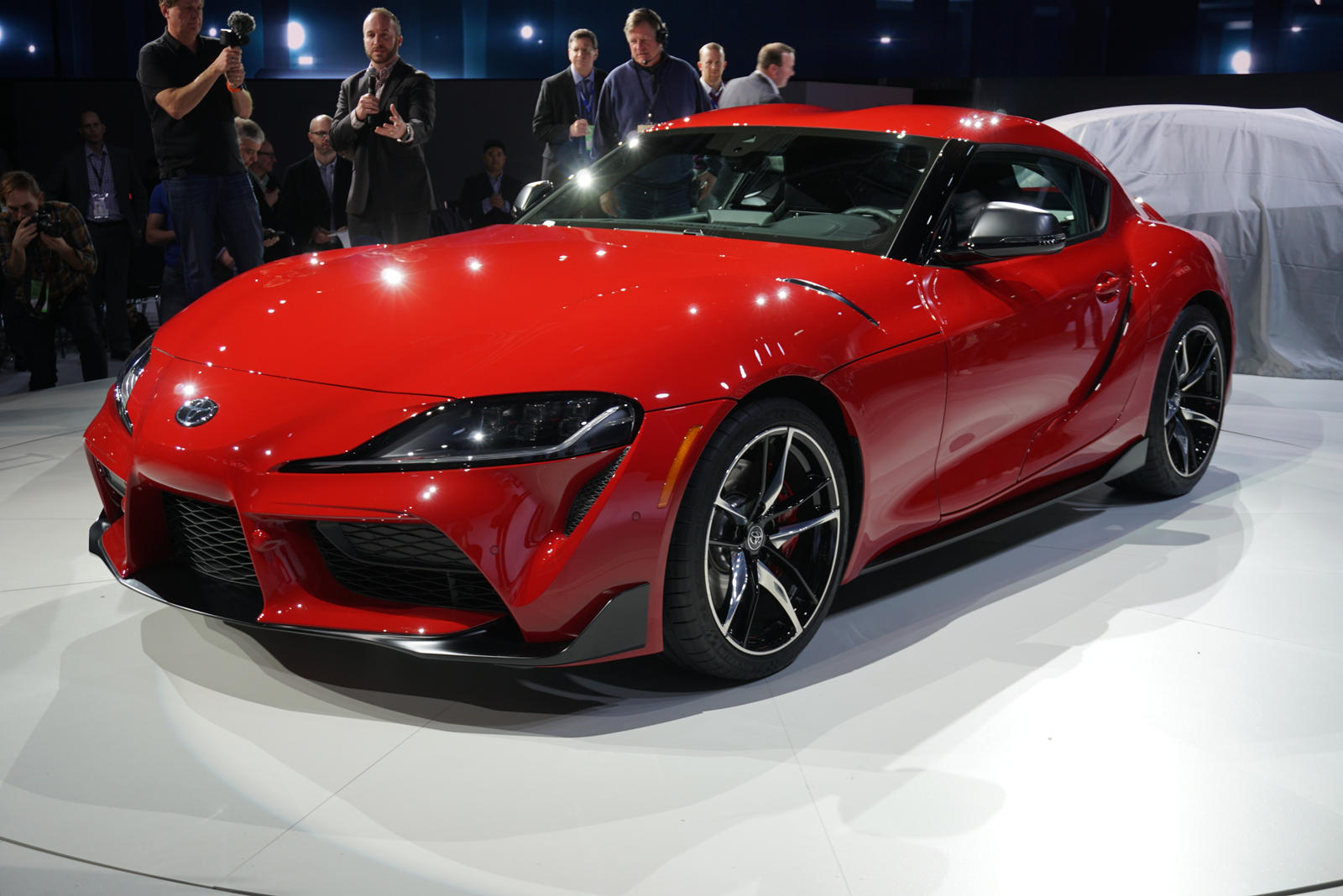 This Is The 2020 Toyota Gr Supra Carbuzz
