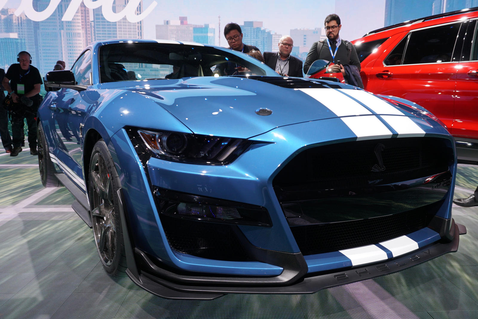 2020 Shelby GT500 Could Get Manual Gearbox | CarBuzz