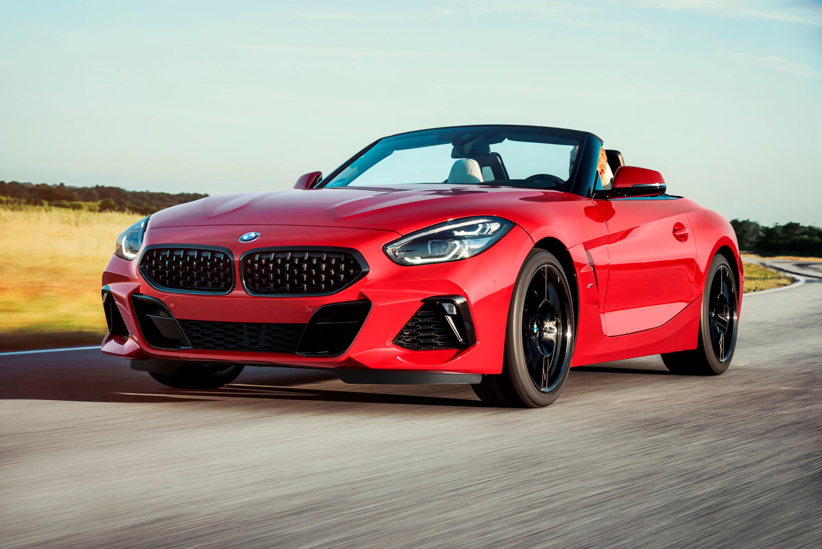 2019 Bmw Z4 Now Has A Faster 0 60 Mph Sprint Time Carbuzz