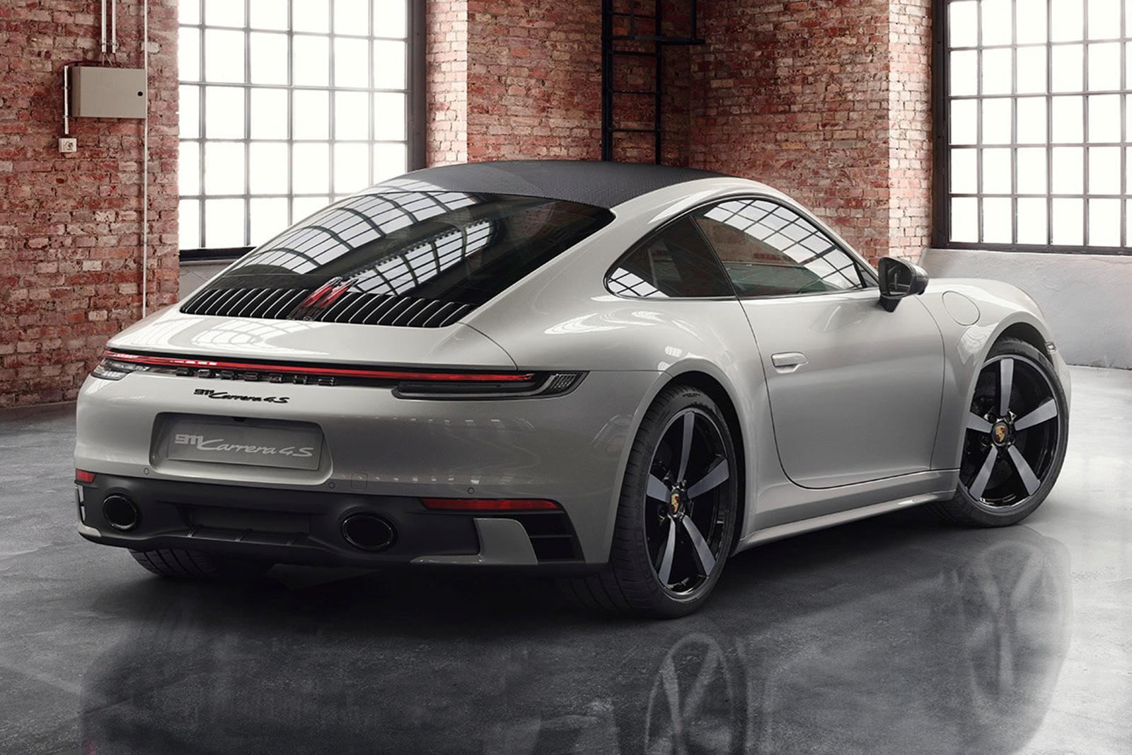 Porsche Exclusive Takes 992 911 To New Heights | CarBuzz