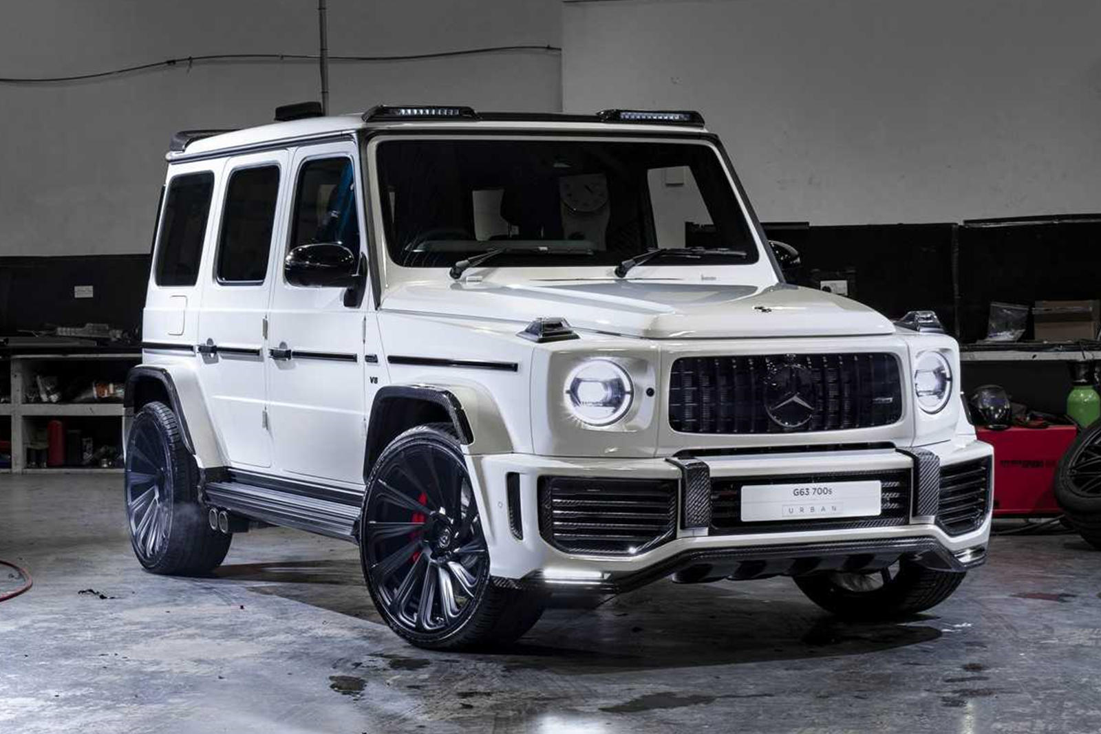 2019 Mercedes Amg G63 Gets 700 Hp Makeover Carbuzz