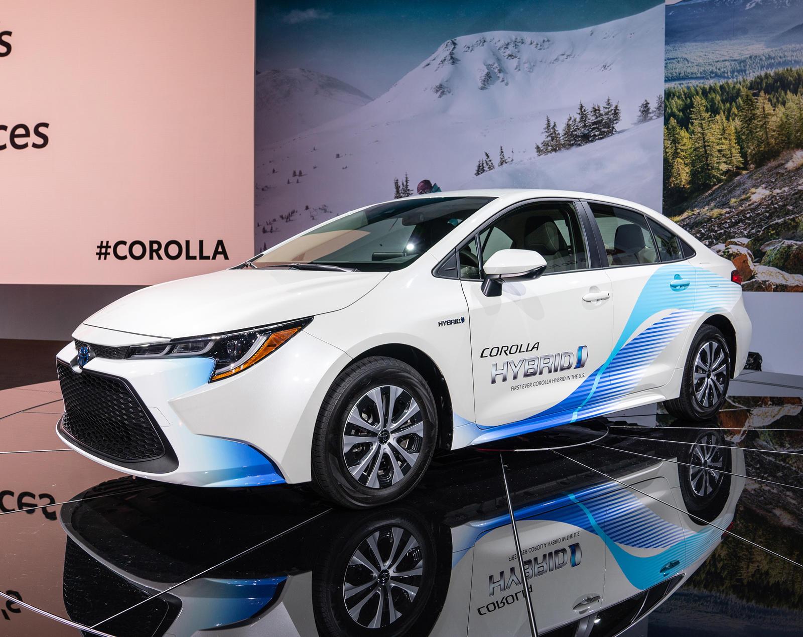 New Prius 2020 2020 Toyota Corolla Hybrid Is The New Prius | CarBuzz