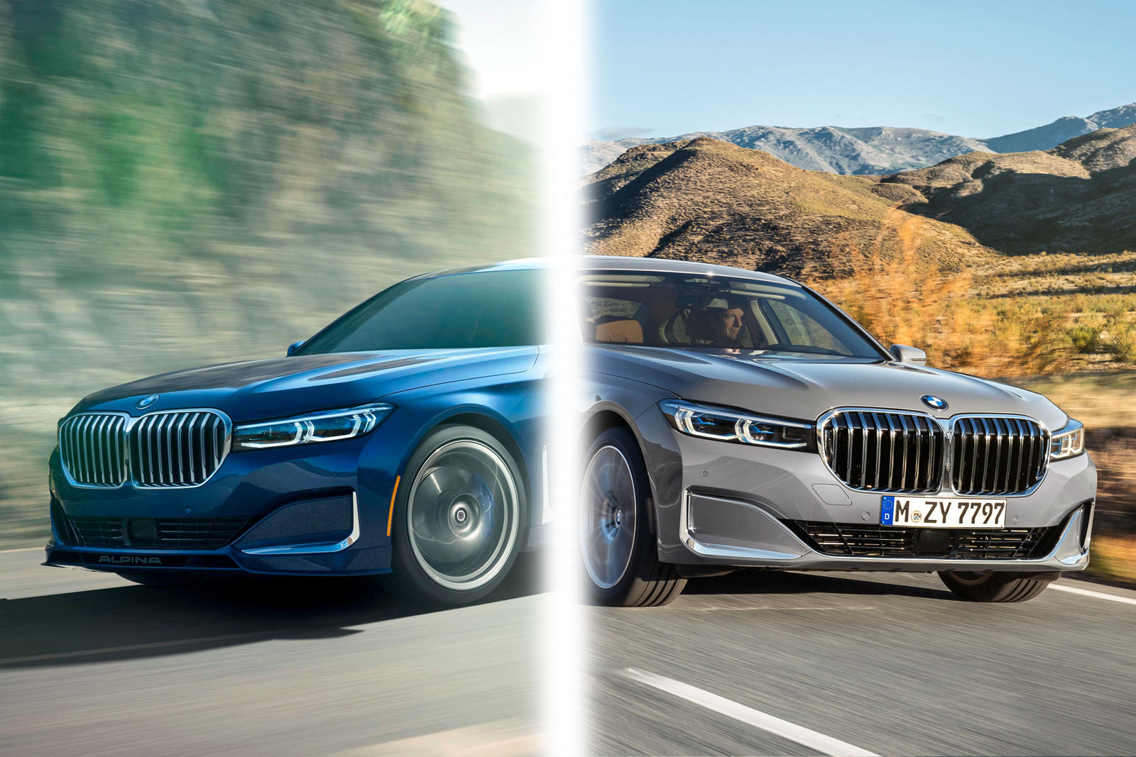 2020 Bmw 7 Series Vs Alpina B7 Which Would You Choose Carbuzz
