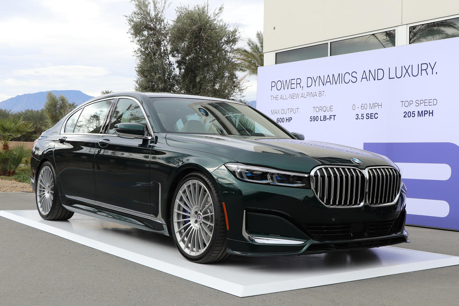 2020 Alpina B7 xDrive Arrives As The Ultimate 7 Series ...
