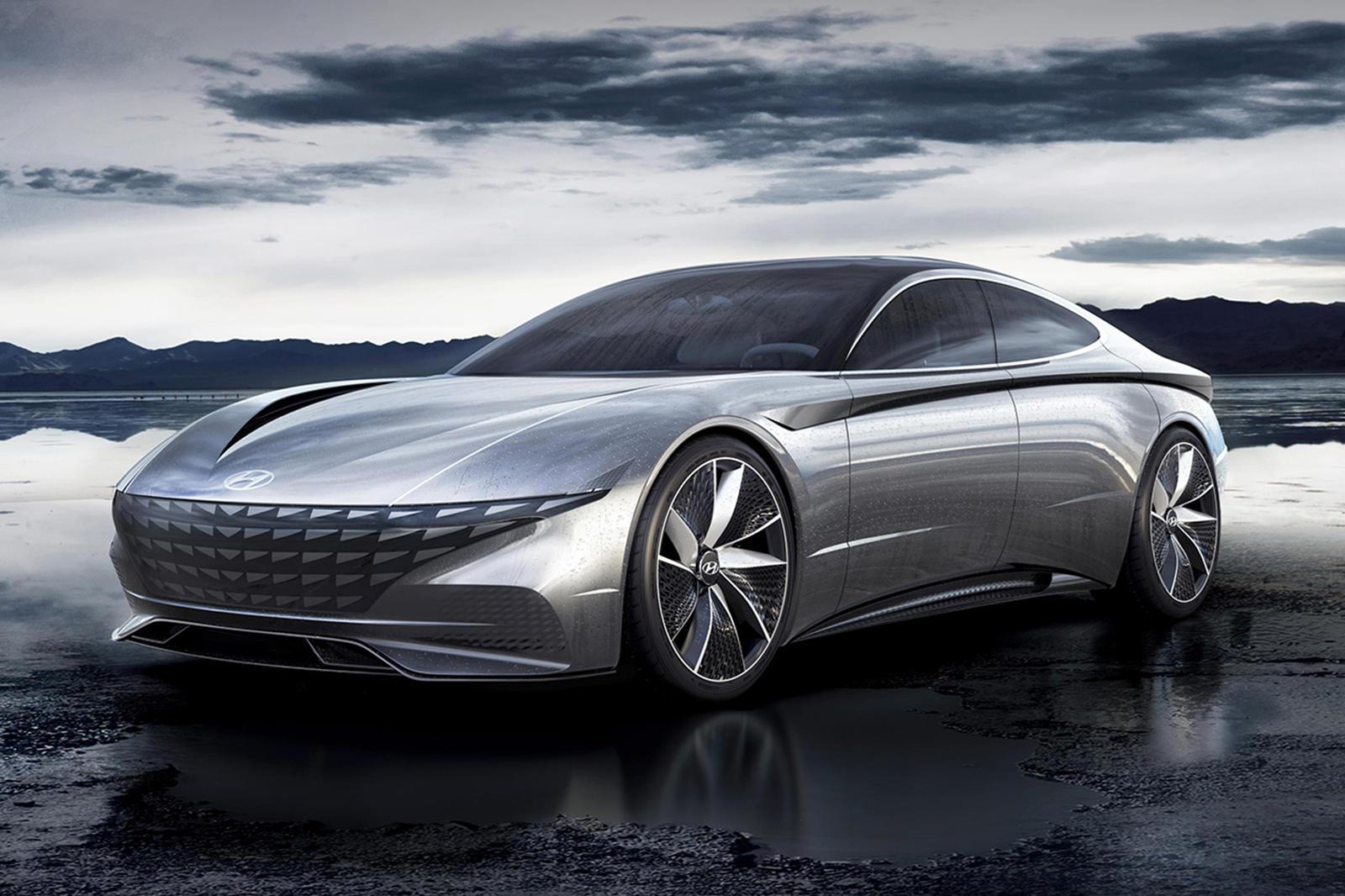 2020 Hyundai Sonata To Get Striking New Design | CarBuzz on New Get Design  id=12892