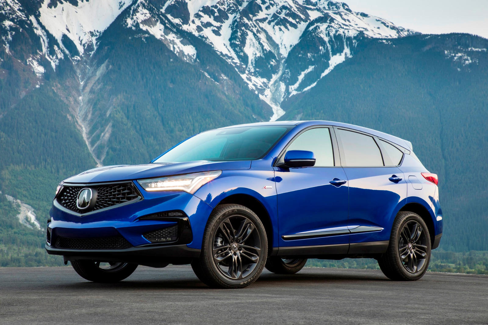 This Is What An Acura Rdx Type R Looks Like Carbuzz
