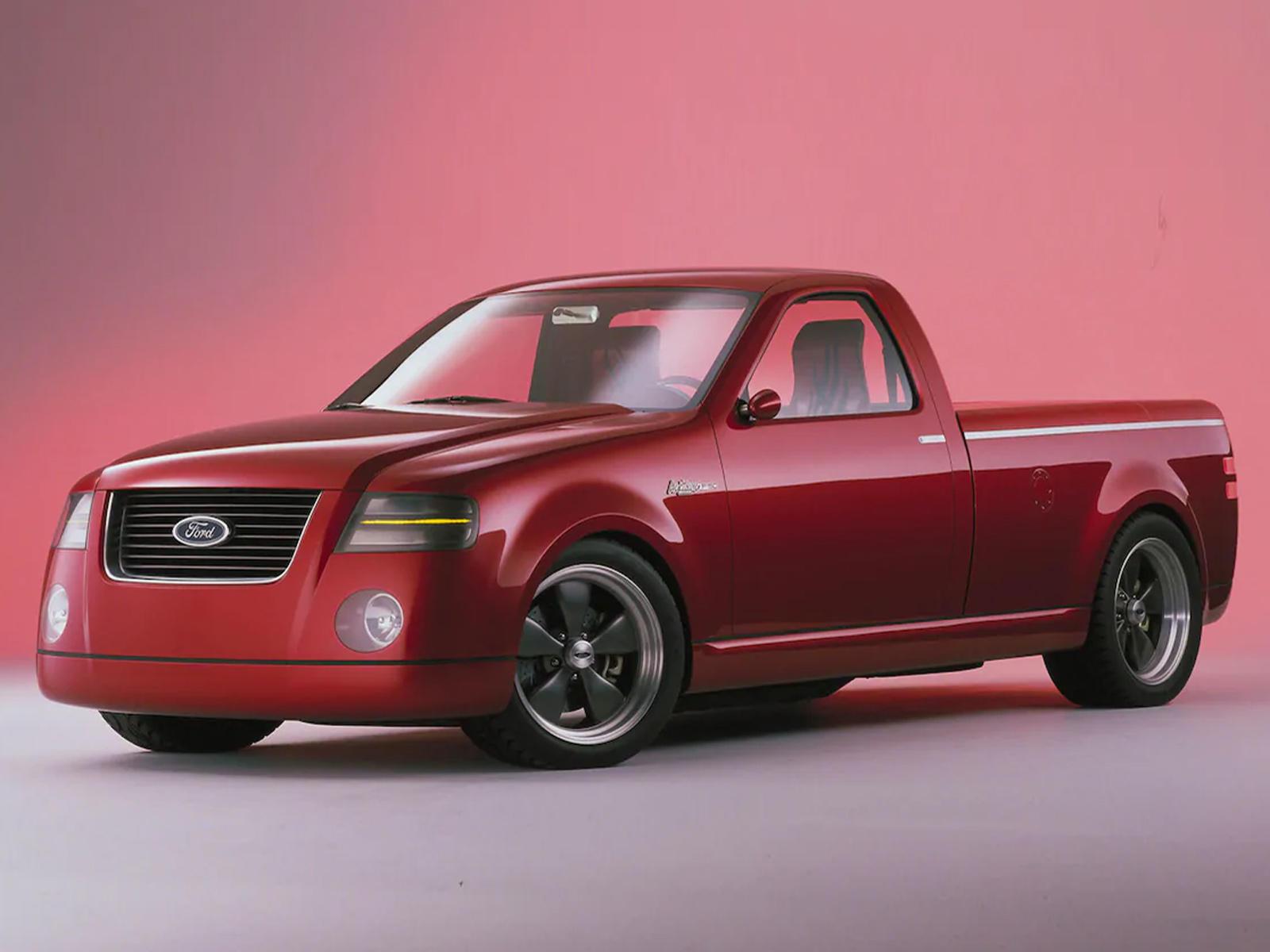 Weekly Craigslist Hidden Treasure: 2001 Ford Lighting Rod ...