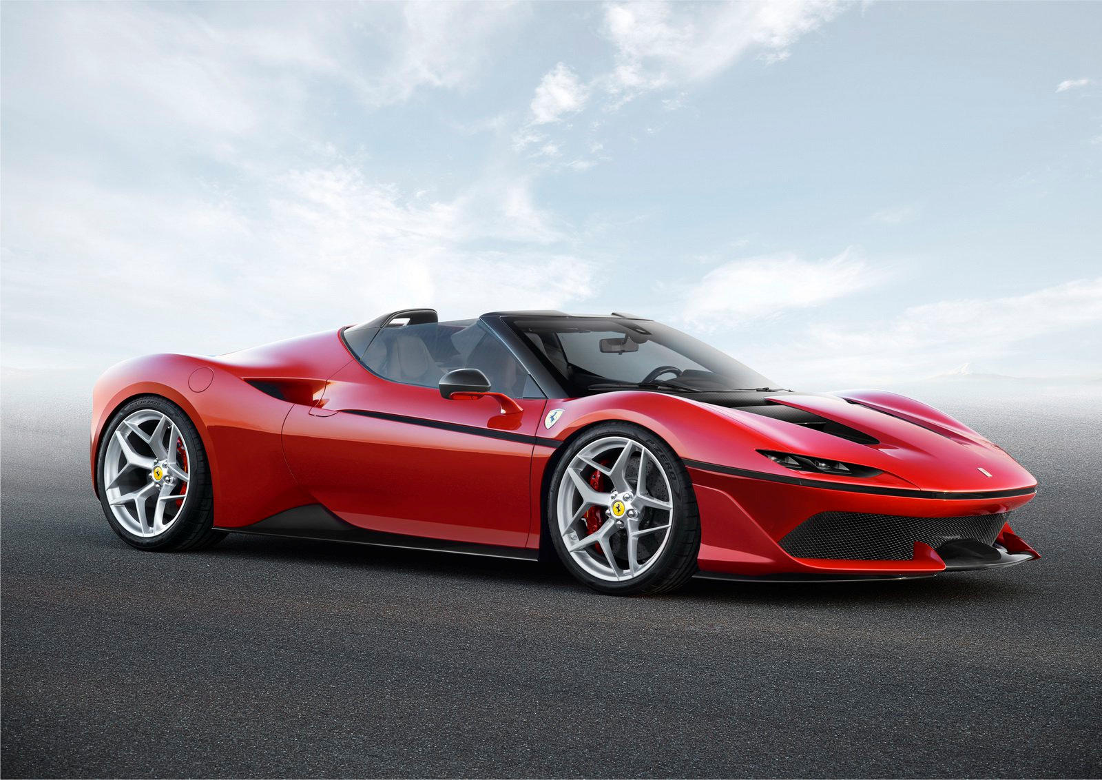 Rare Ferrari J50 For Sale Is One Of Ten In The World Carbuzz