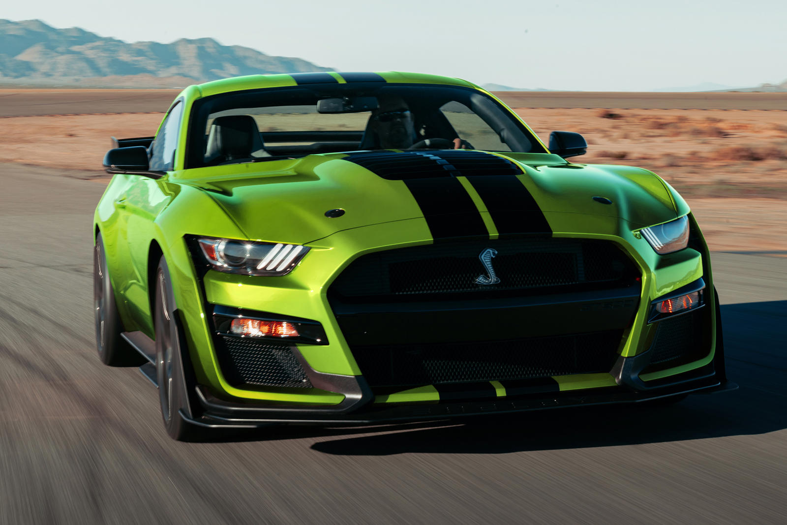 2020 Ford Mustang Shelby GT500 Gets New Retro-Inspired Color Options - CarBuzz