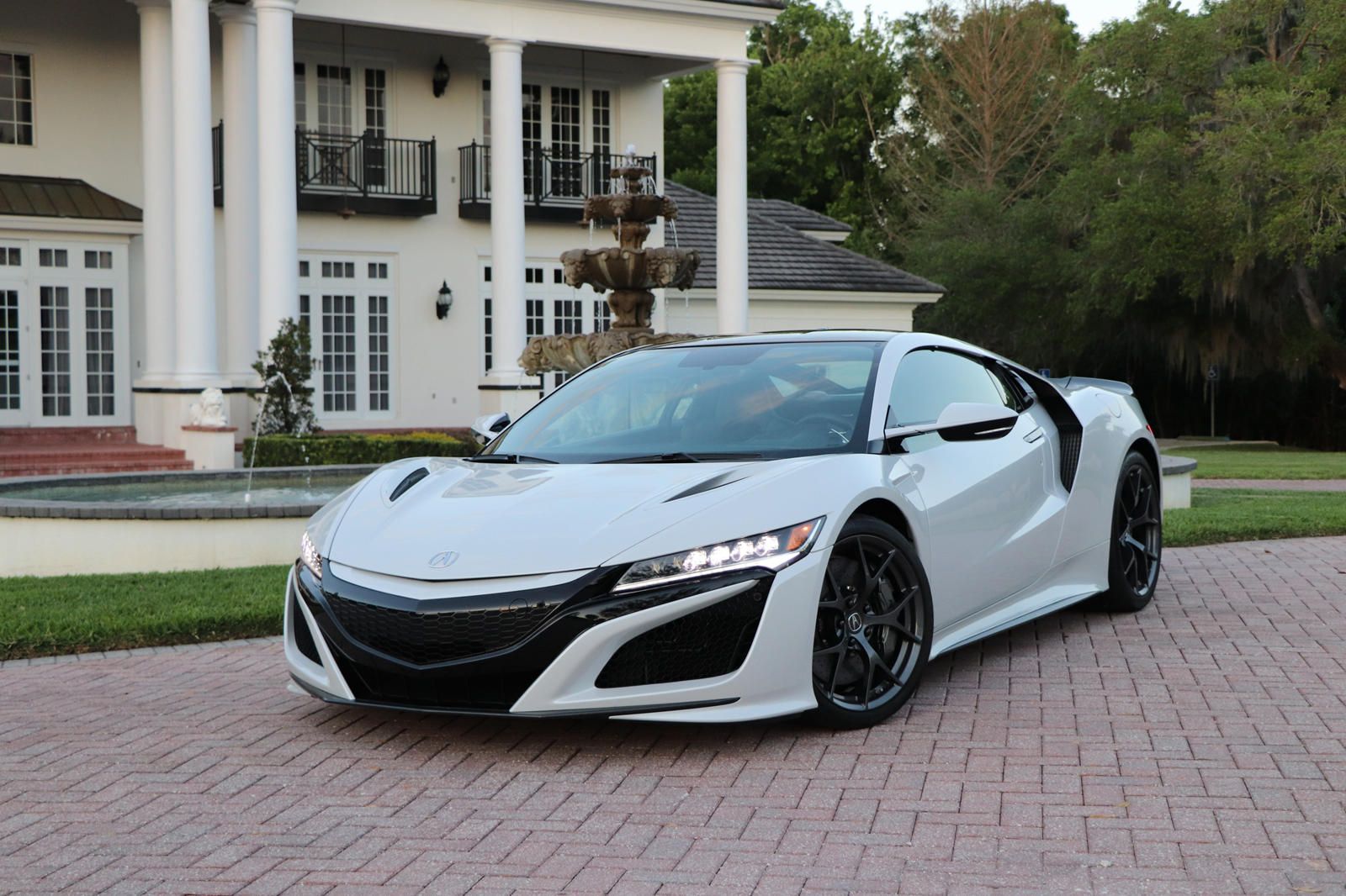 2019 Acura Nsx Test Drive Review Let The Past Die Kill It If You Have To Carbuzz