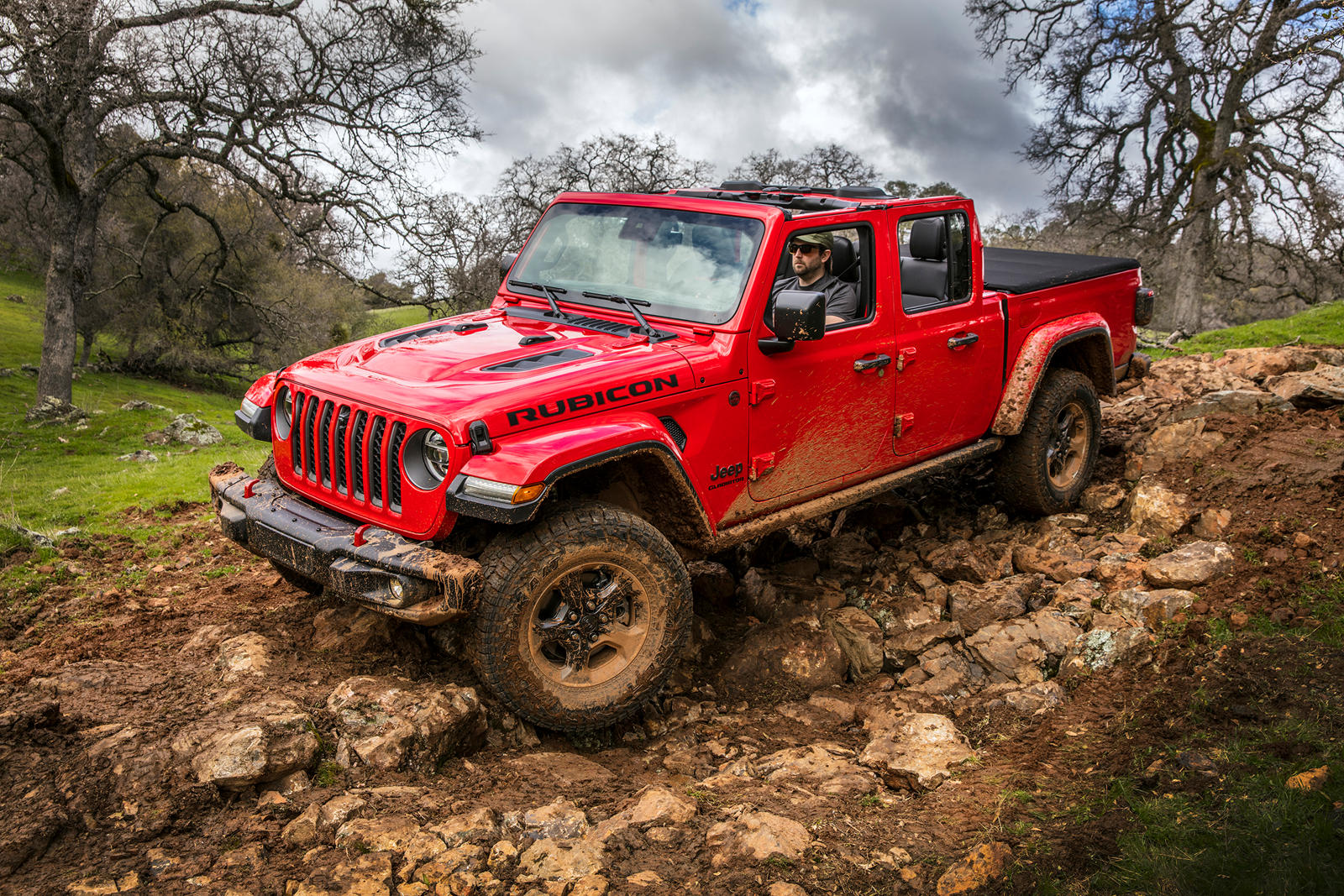 2020 Jeep Gladiator First Drive Review: Are You Not ...