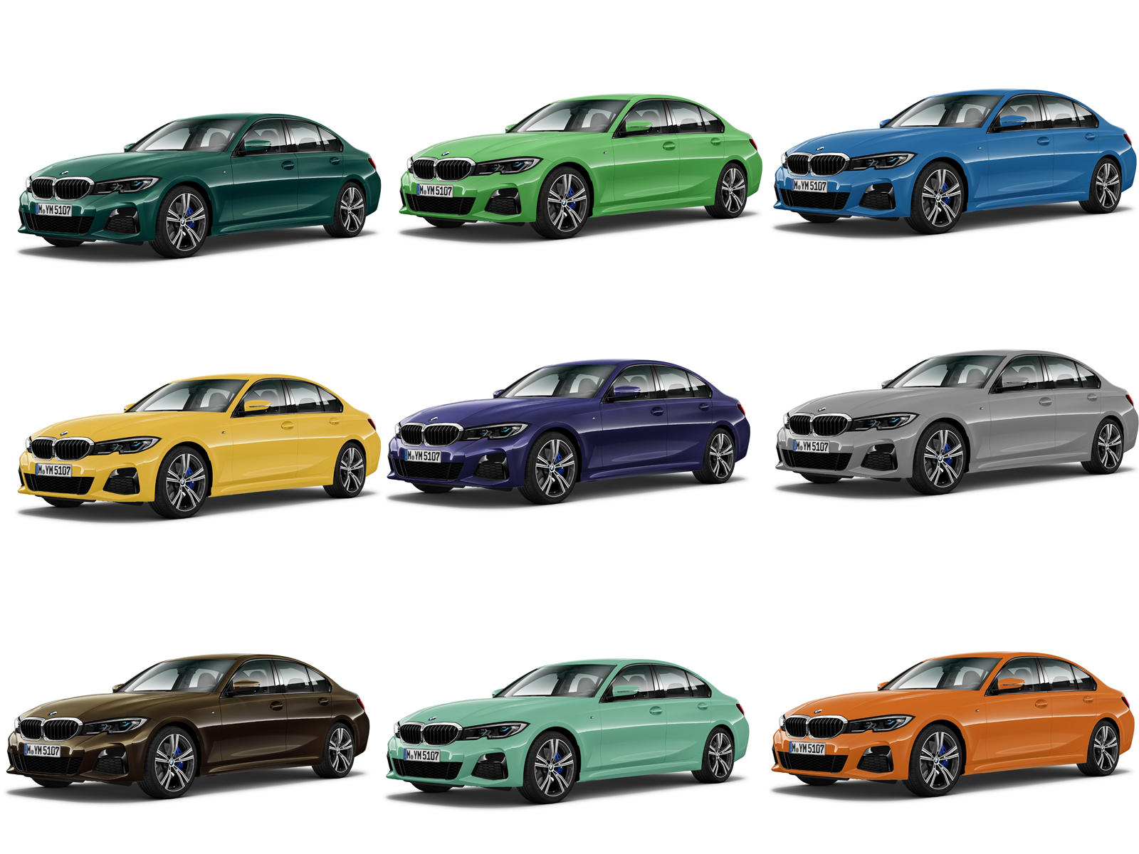 Ideas For A 2020 Bmw 320i Pics Check Out The Awesome Individual Paint Colors For The BMW 3 Series