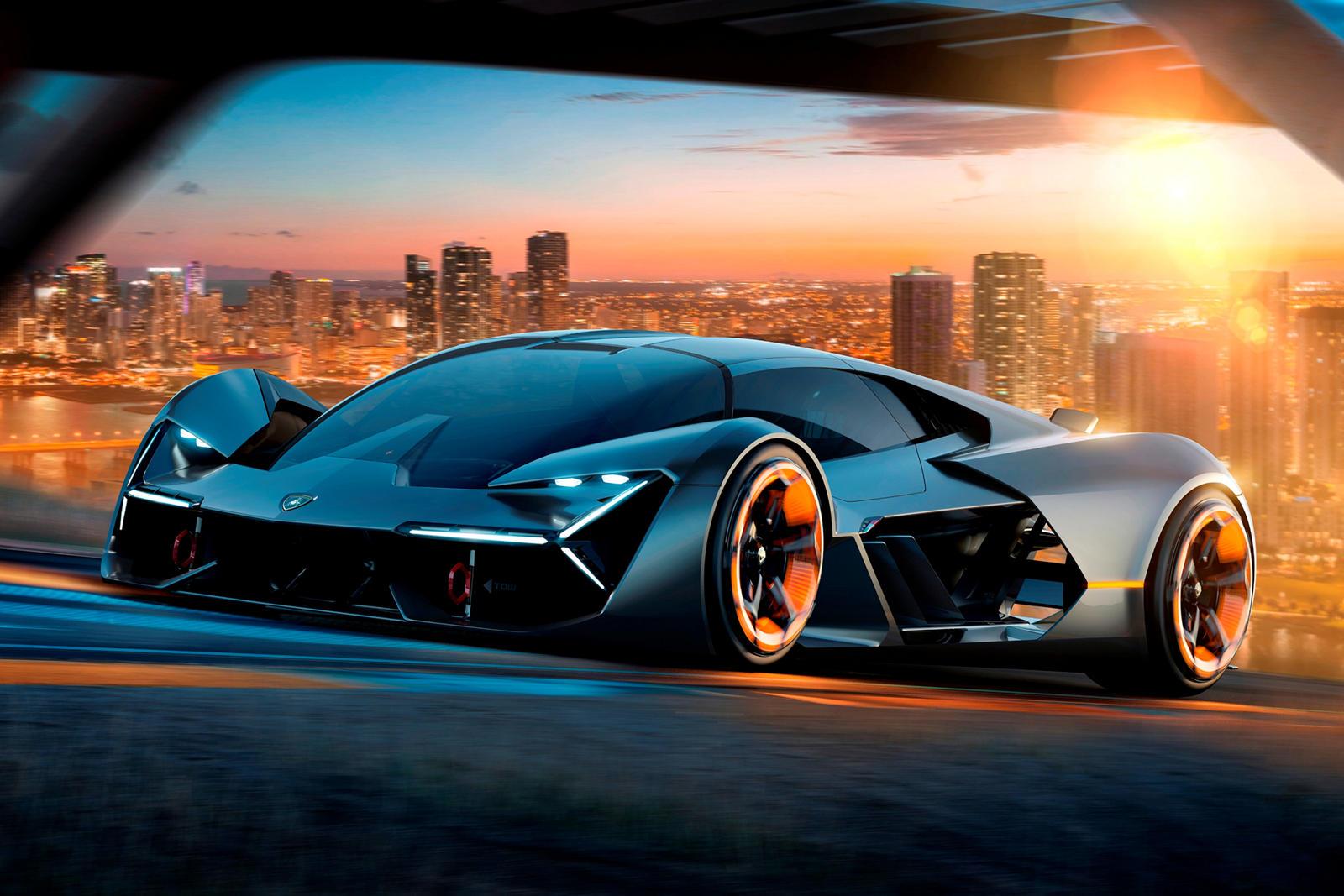 2021 Lamborghini Aventador Speed Test