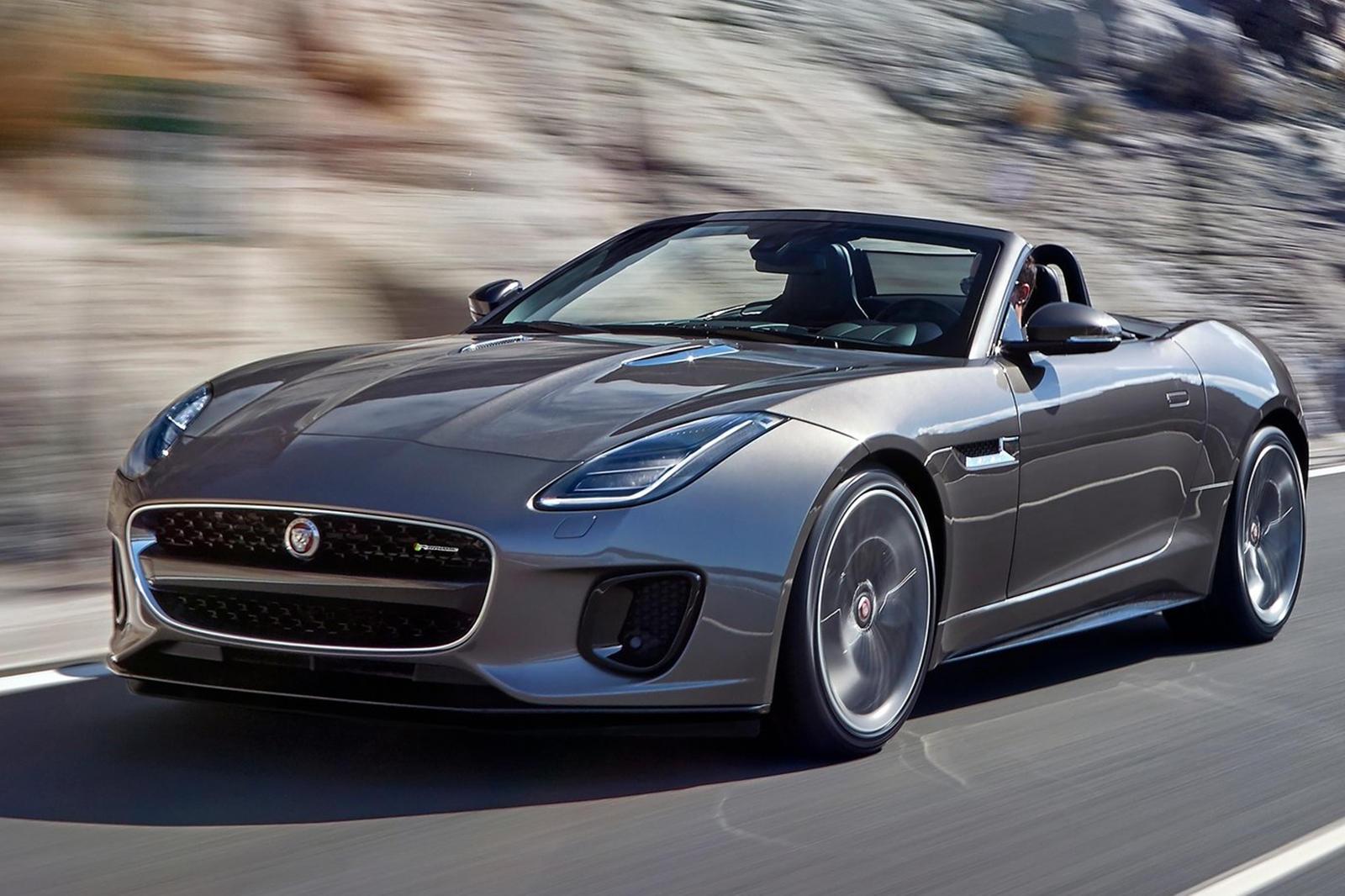 jaguar f type r 2020