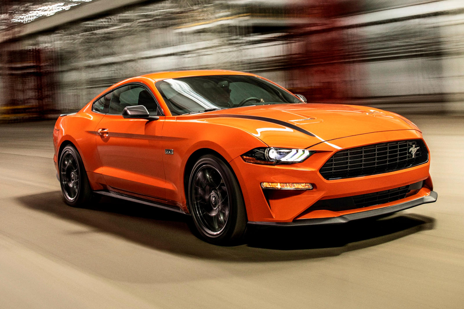2020 ford mustang ecoboost gets 330 hp high performance. Black Bedroom Furniture Sets. Home Design Ideas