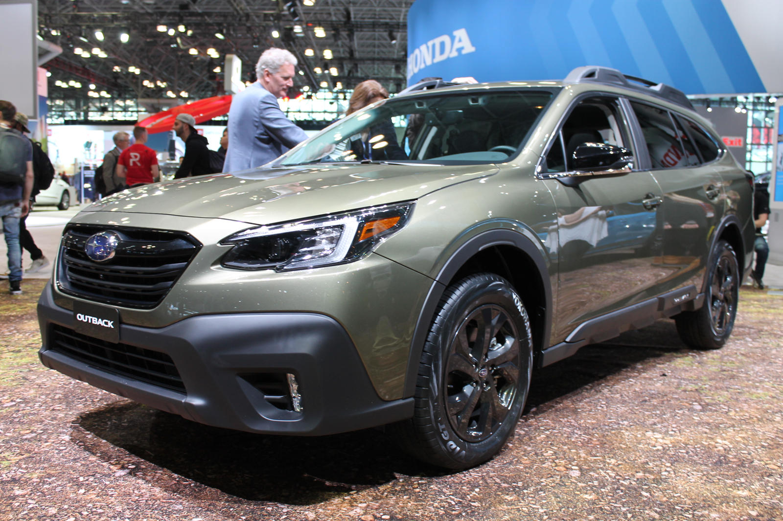 2020 Subaru Outback Revealed With More Power And New Tech Carbuzz
