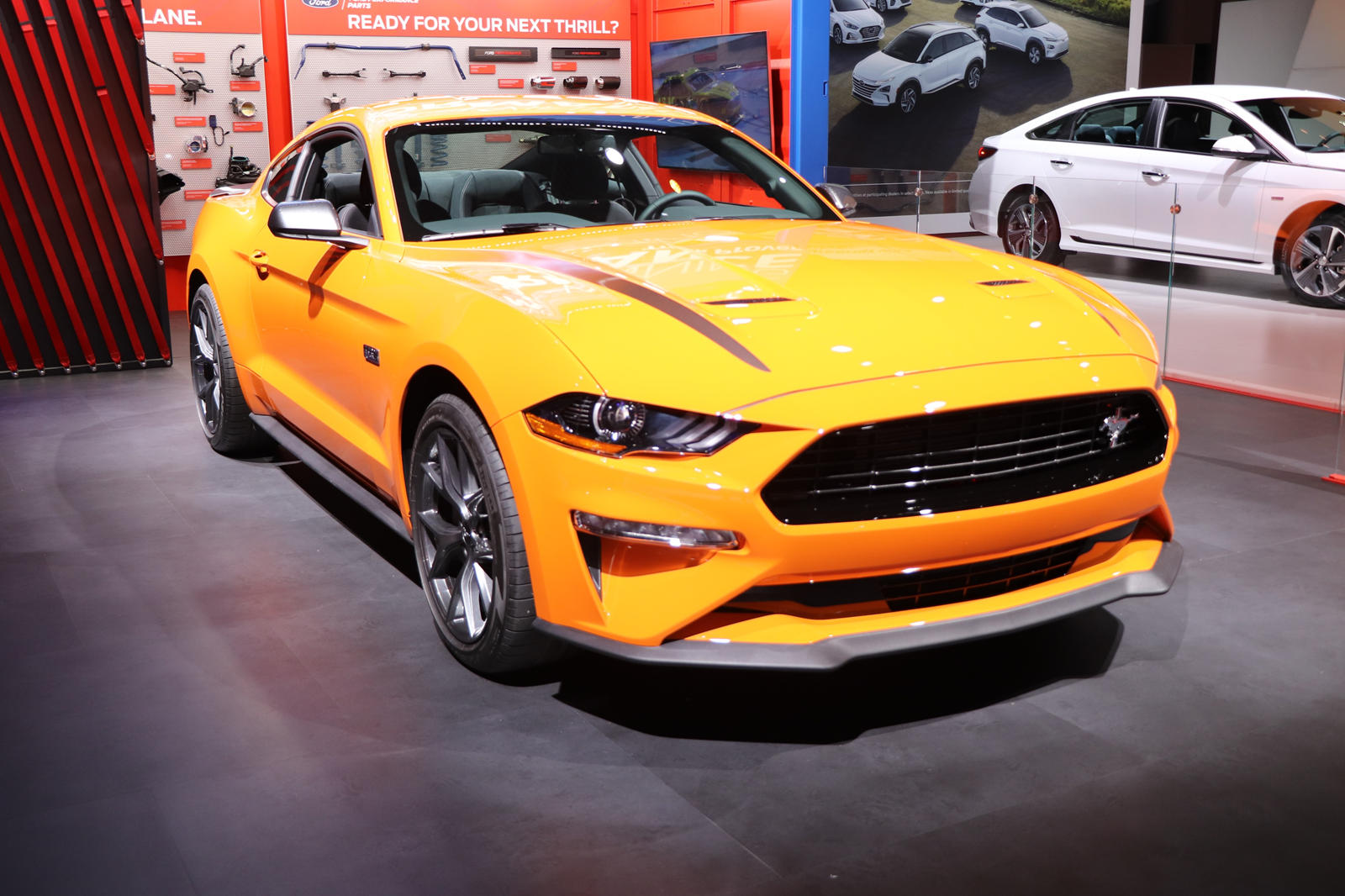 2019 Ford Mustang 2.3 Turbo 0-60 Time