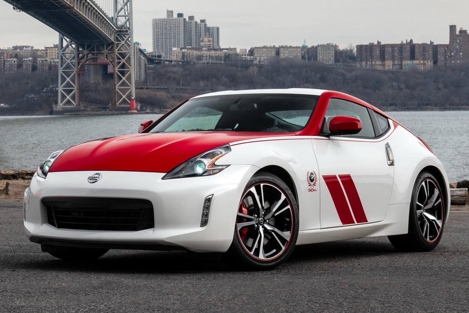 2020 nissan 370z 50th anniversary edition pricing