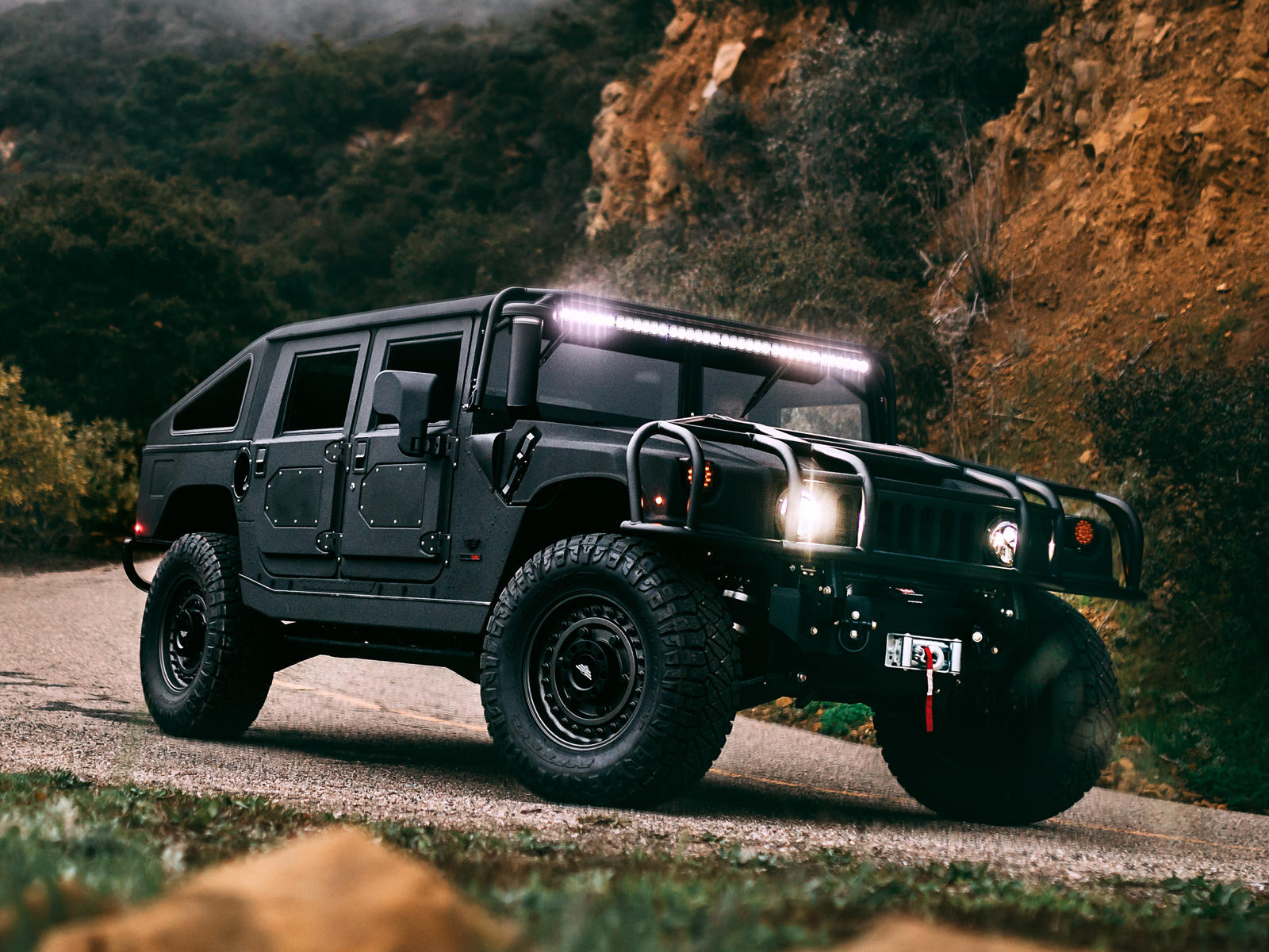 2019 Hummer H1 Price, Concept, Specs >> Reborn Hummer H1 Is So Much Better Than The Original Carbuzz