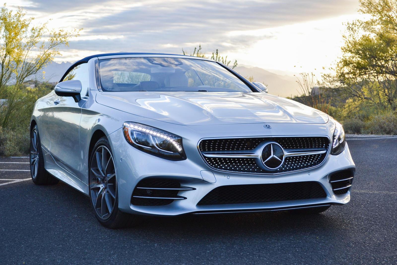 2020 Mercedes-Benz S-Class Convertible: Review, Trims ...