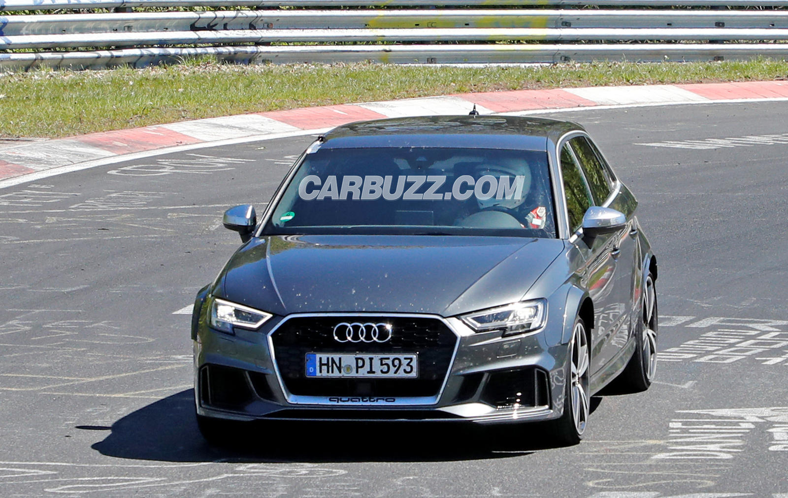Get A First Look At The All-New 2020 Audi RS3   CarBuzz