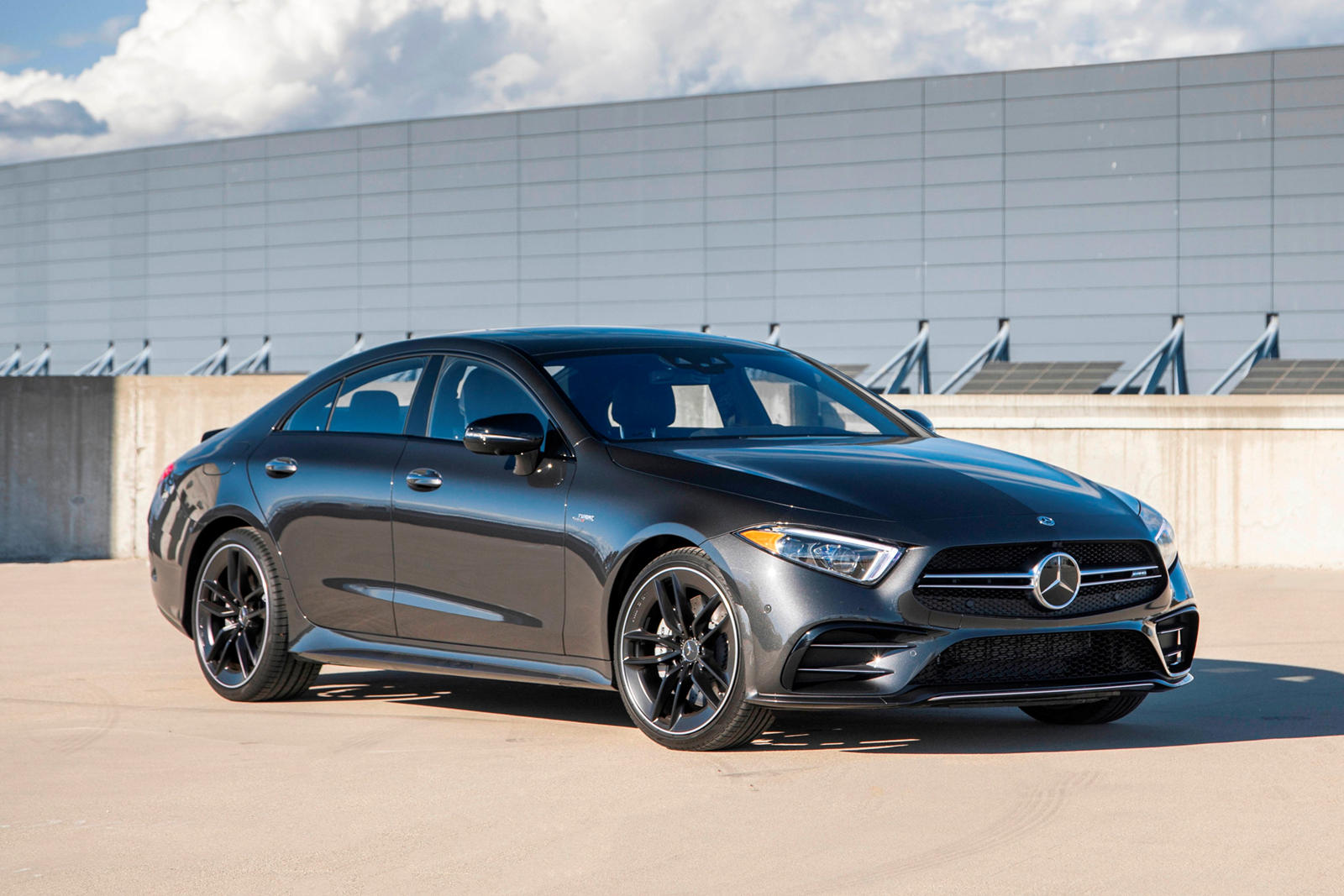 2019 Mercedes-AMG CLS 53 Review, Trims, Specs and Price ...