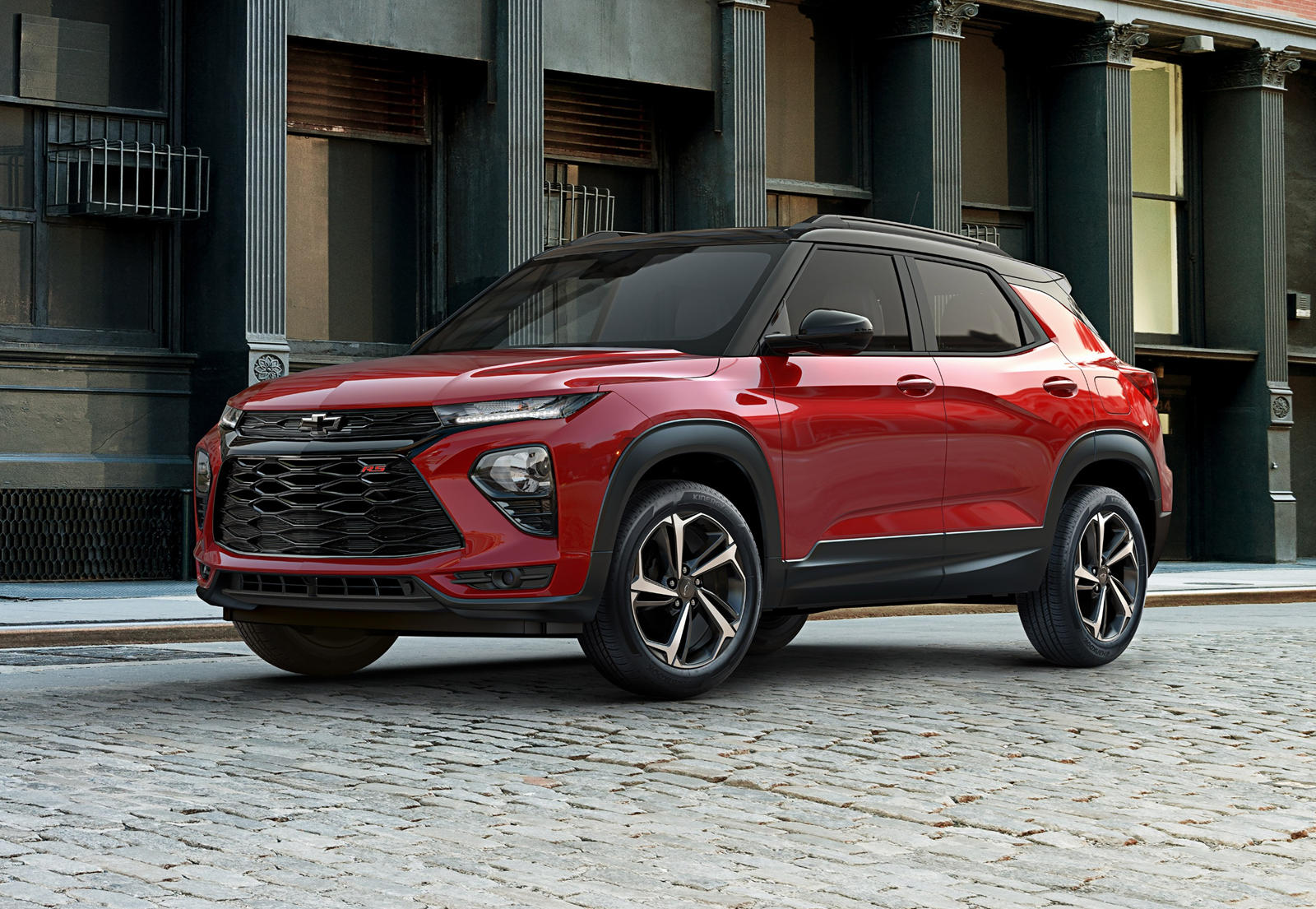 Redesign and Concept Chevrolet Trailblazer Ss 2021