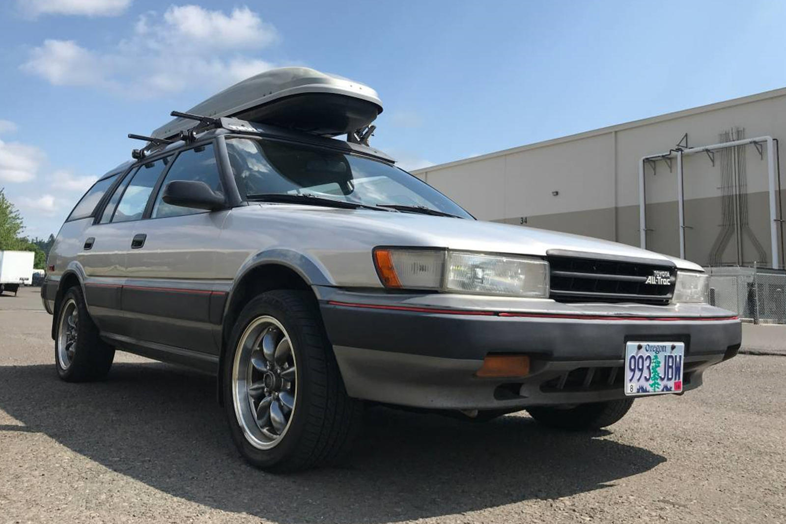 weekly craigslist hidden treasure 1990 toyota corolla all trac sr5 carbuzz 1990 toyota corolla all trac sr5