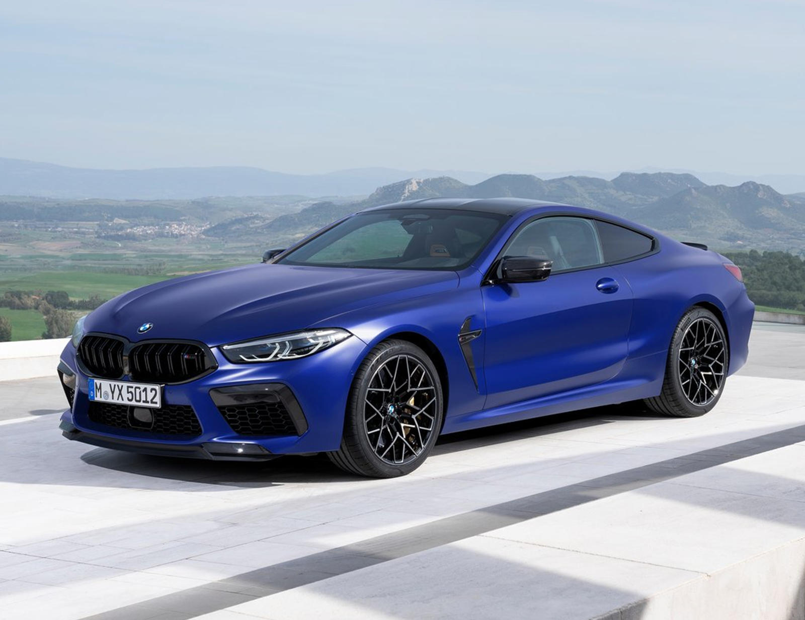 2020 Bmw M8 Competition Unleashed With 625 Hp Carbuzz