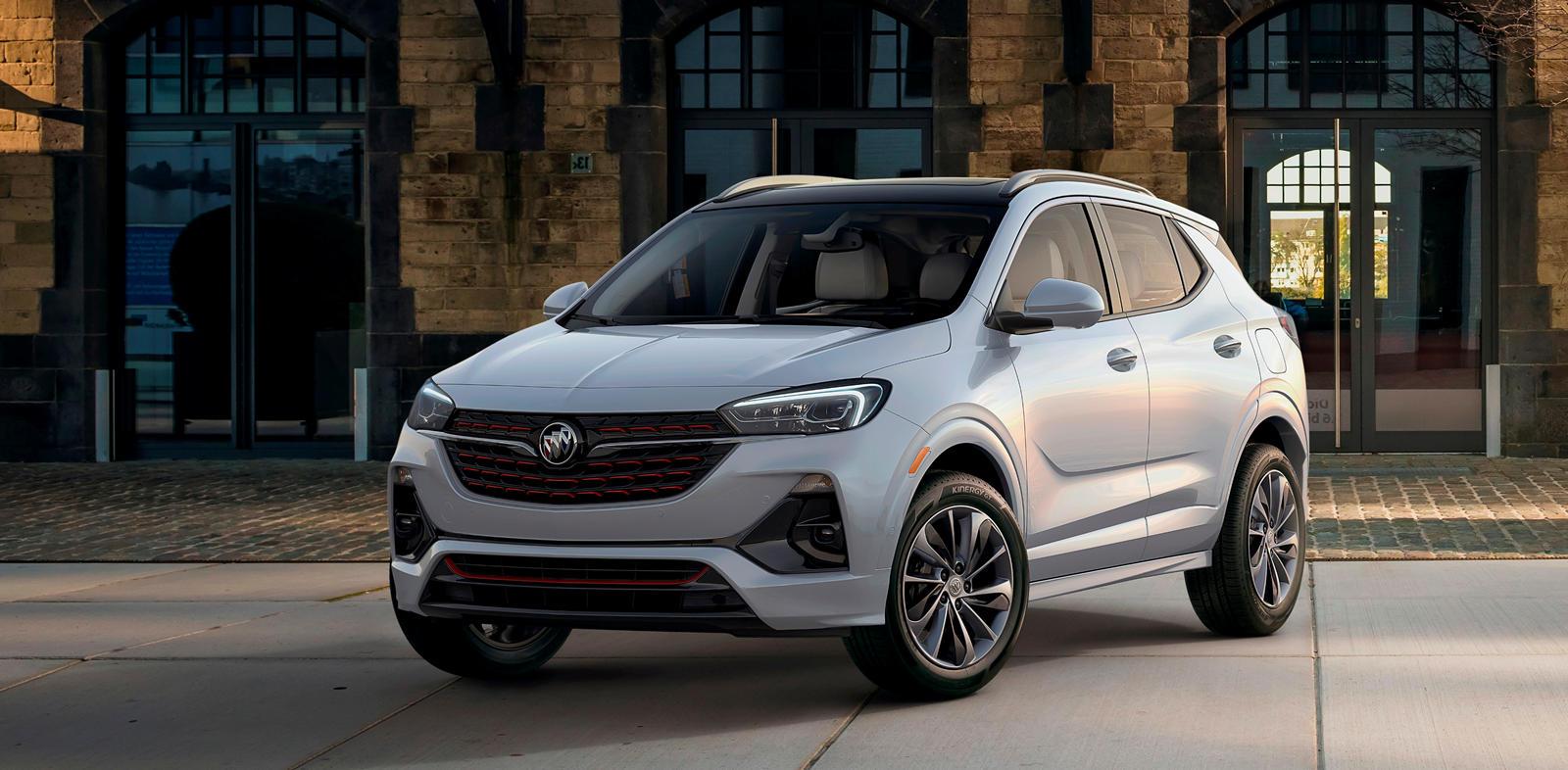 2020 Buick Encore GX Trims & Specs | CarBuzz