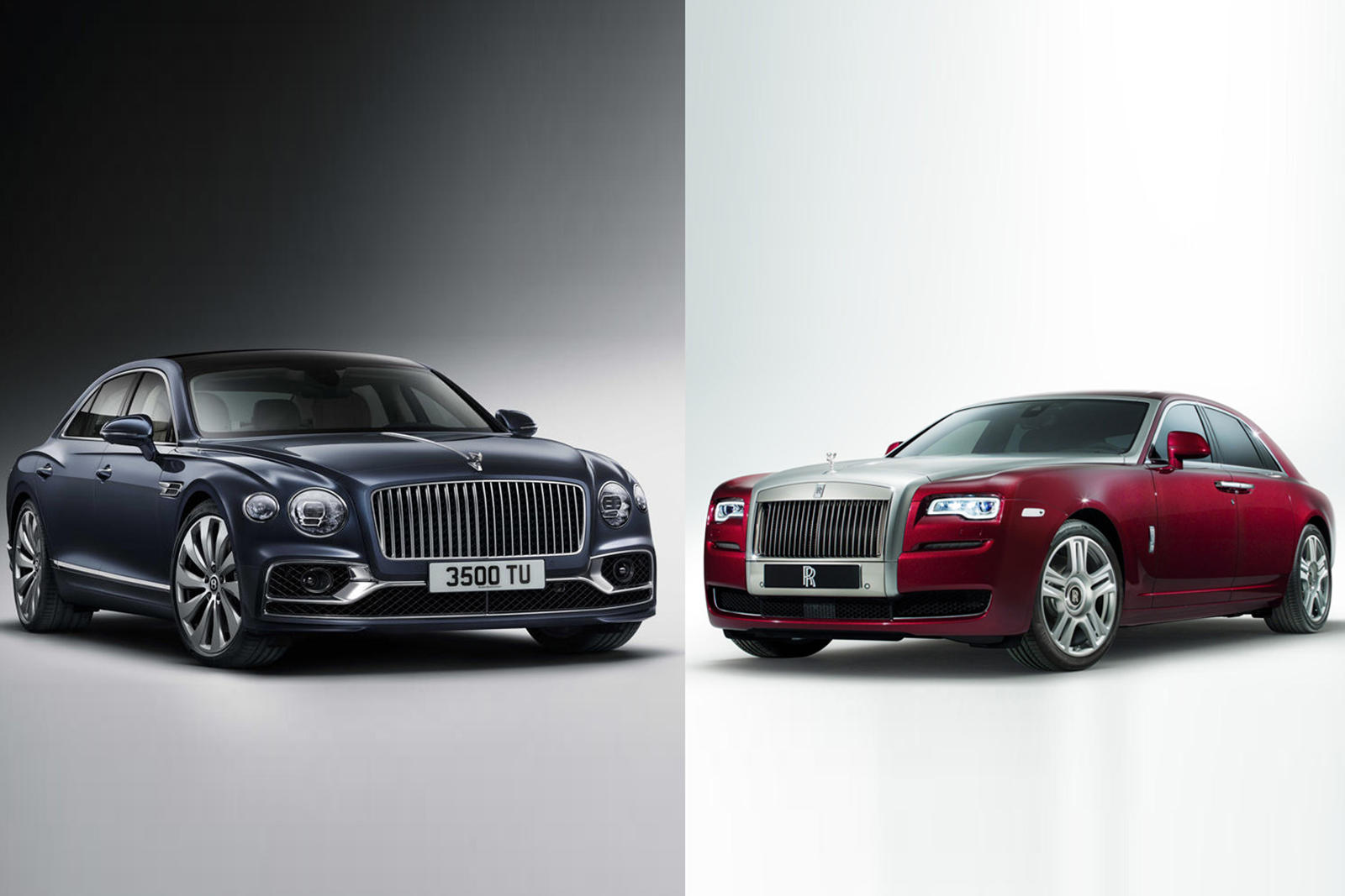 Bentley Flying Spur Vs Rolls Royce Ghost Which Is The Ultimate Uber Luxury Sedan Carbuzz