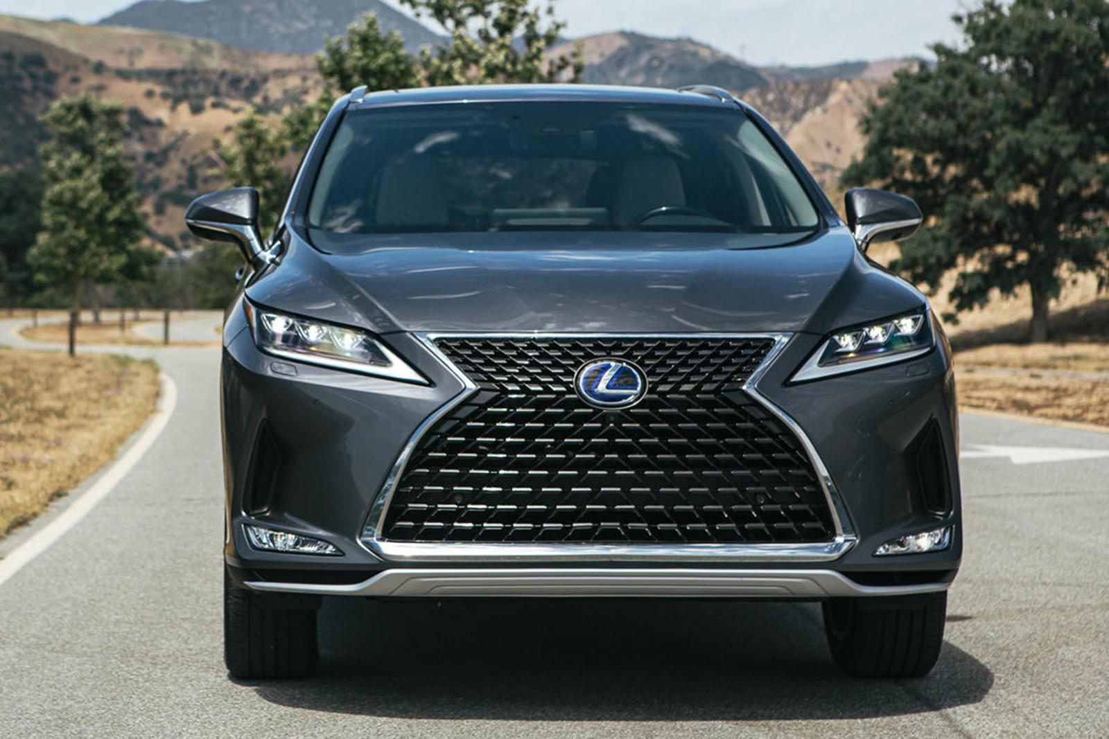 2020 Lexus RX Features World-First Tech   CarBuzz
