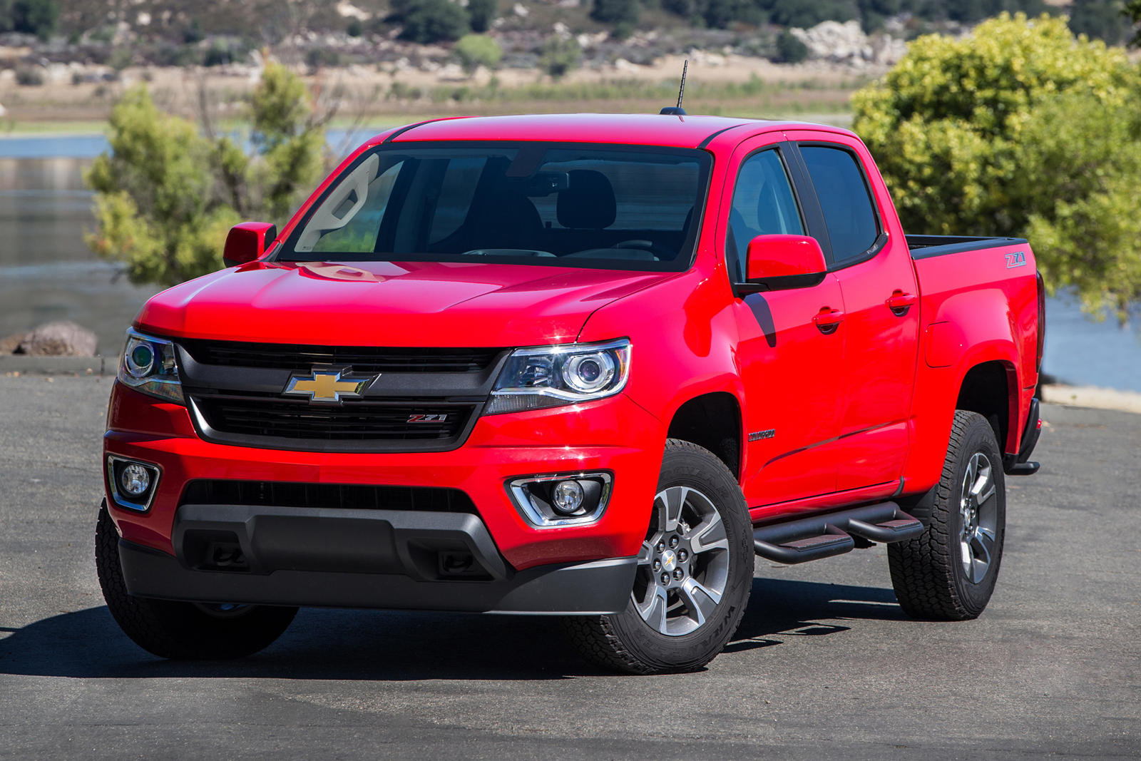 New Chevy Truck >> Finally Fresh Details About The All New Chevy Colorado Carbuzz