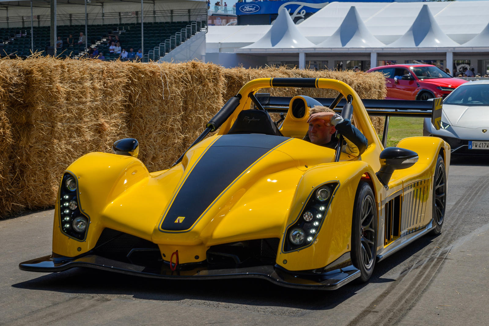 Radical Rapture Is A Race Car For The Road | CarBuzz