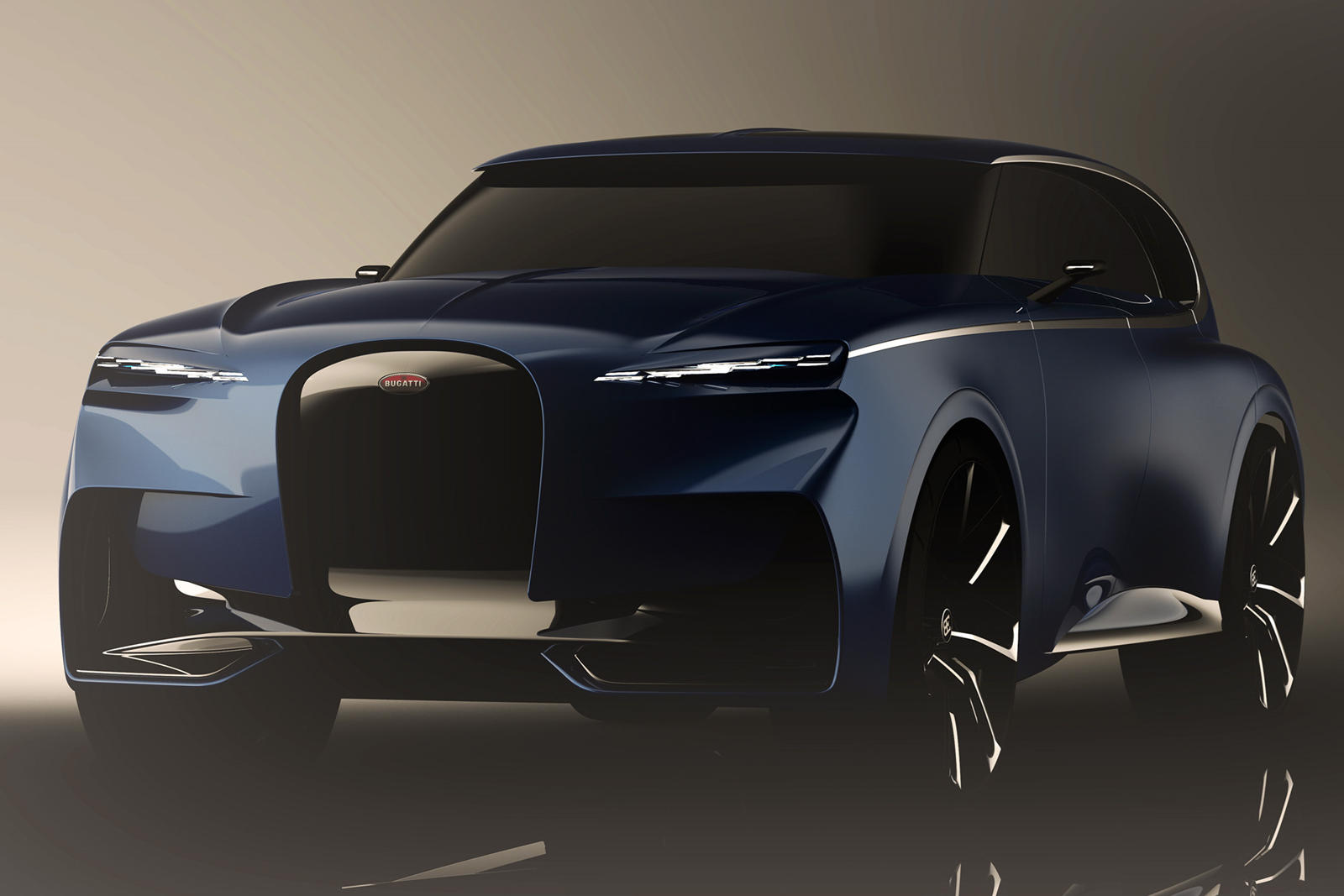 This Is The Suv Bugatti Could Build Carbuzz