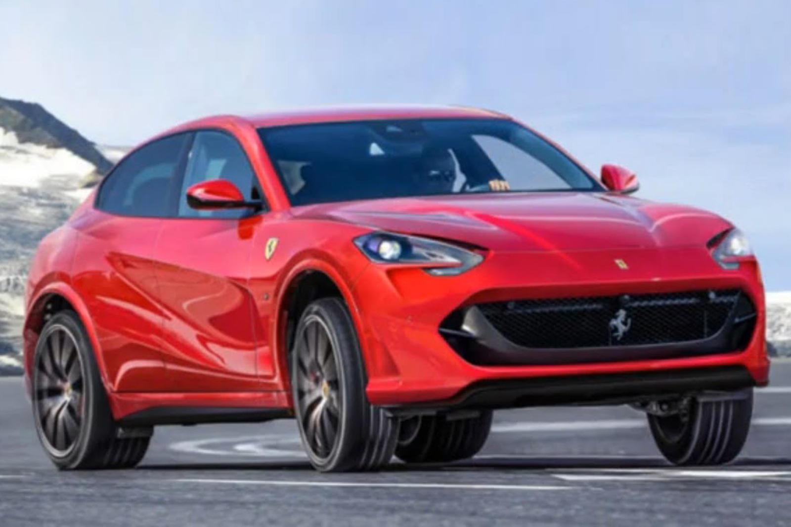 Ferrari Has A Plan To Smash The Lamborghini Urus Carbuzz