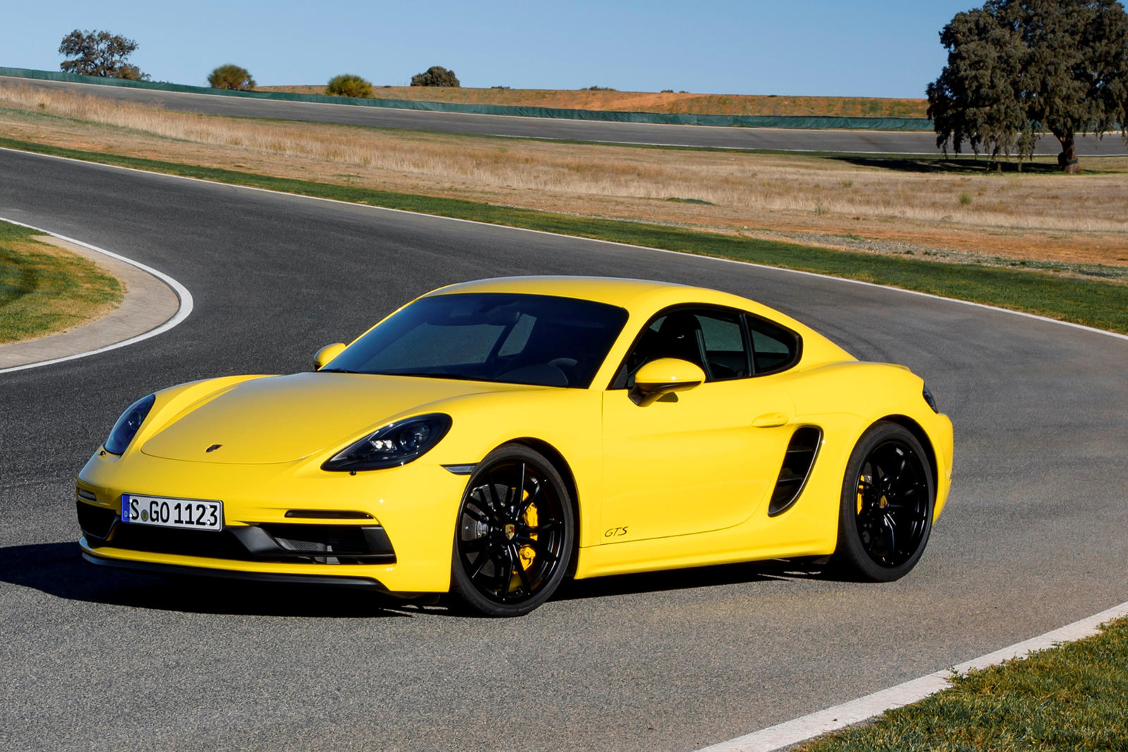 2020 The Porsche 718 New Model and Performance